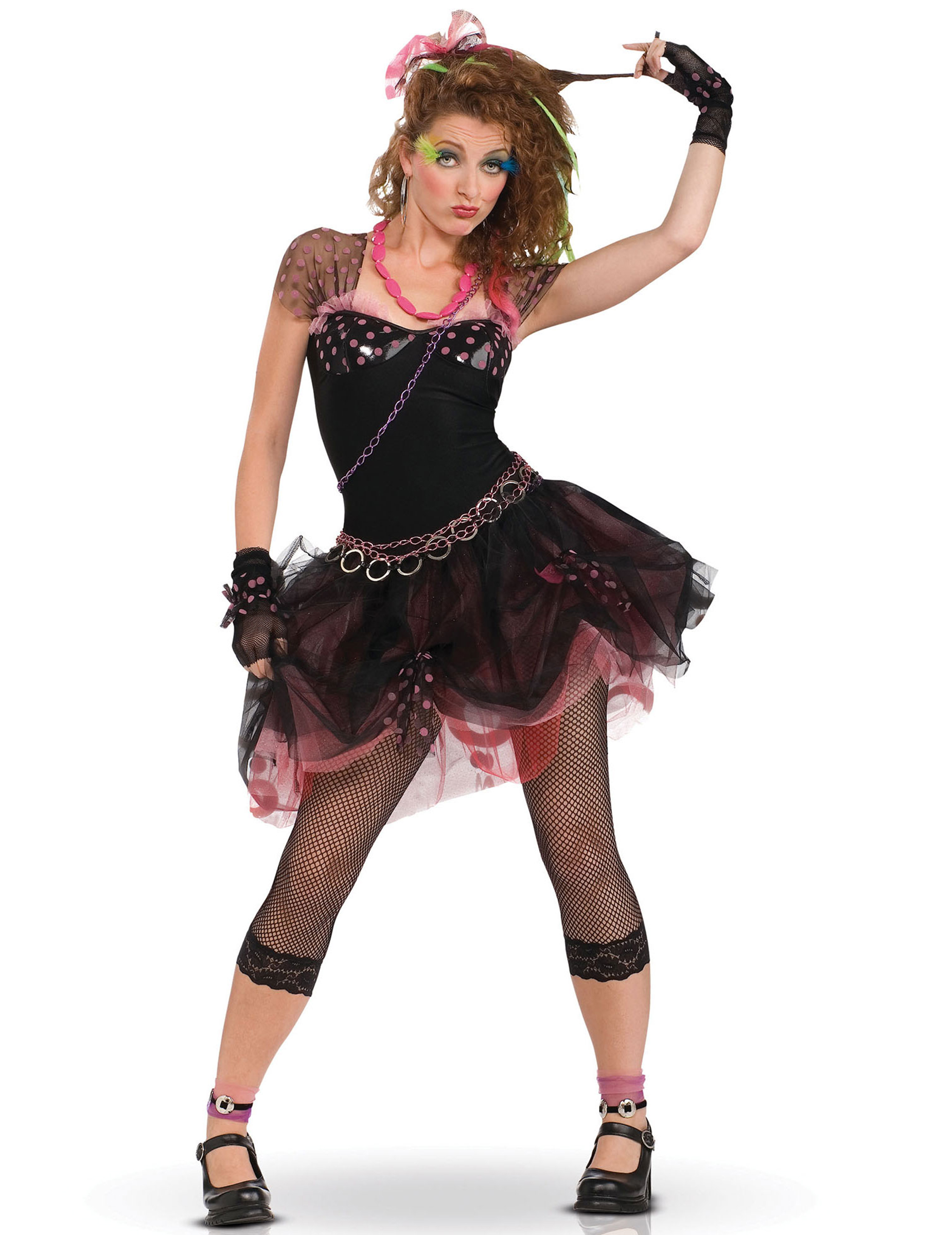 check out 88639 39258 Costume da popstar Anni '80 per adulto
