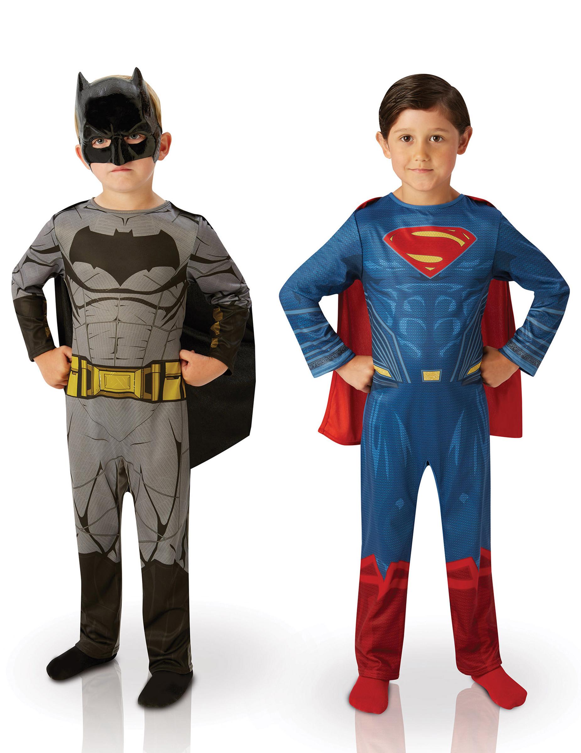 2 costumi Batman VS Superman bambino -Dawn of Justice™  Costumi ... 36eb4e4b113