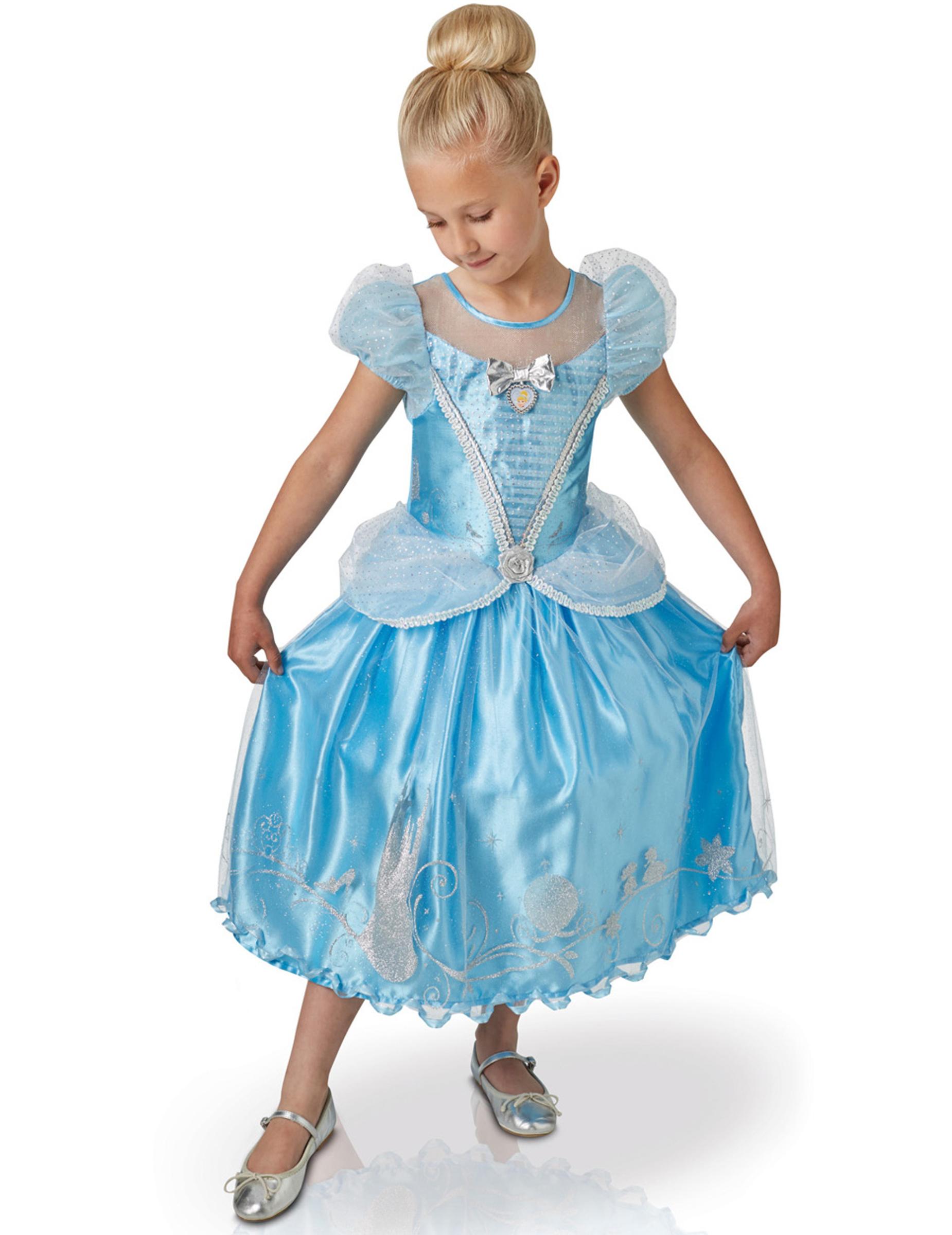 comprando ora bambino in uso durevole Costume da Cenerentola™ al ballo per bambina