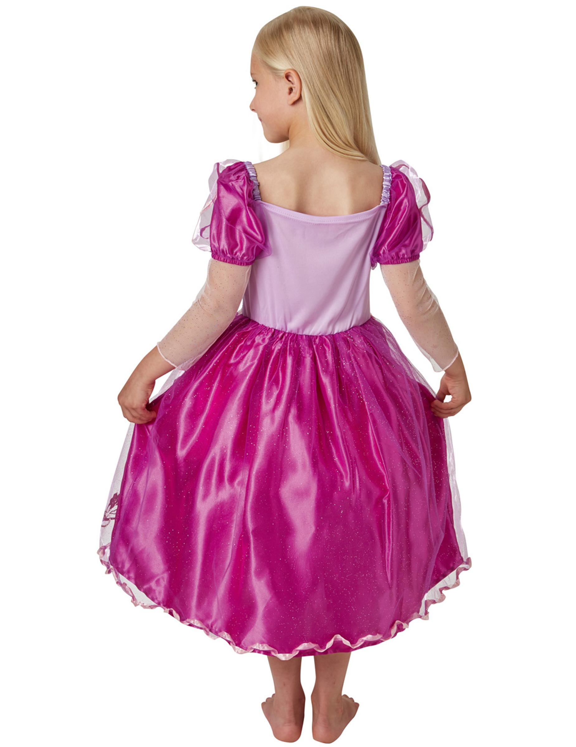 Barato Para La Venta Costume Raperonzolo classico bambina con cofanetto 5/6 anni (110/116) Para La Buena Línea Enchufe De Fábrica De La Venta Barata l9ZooRr