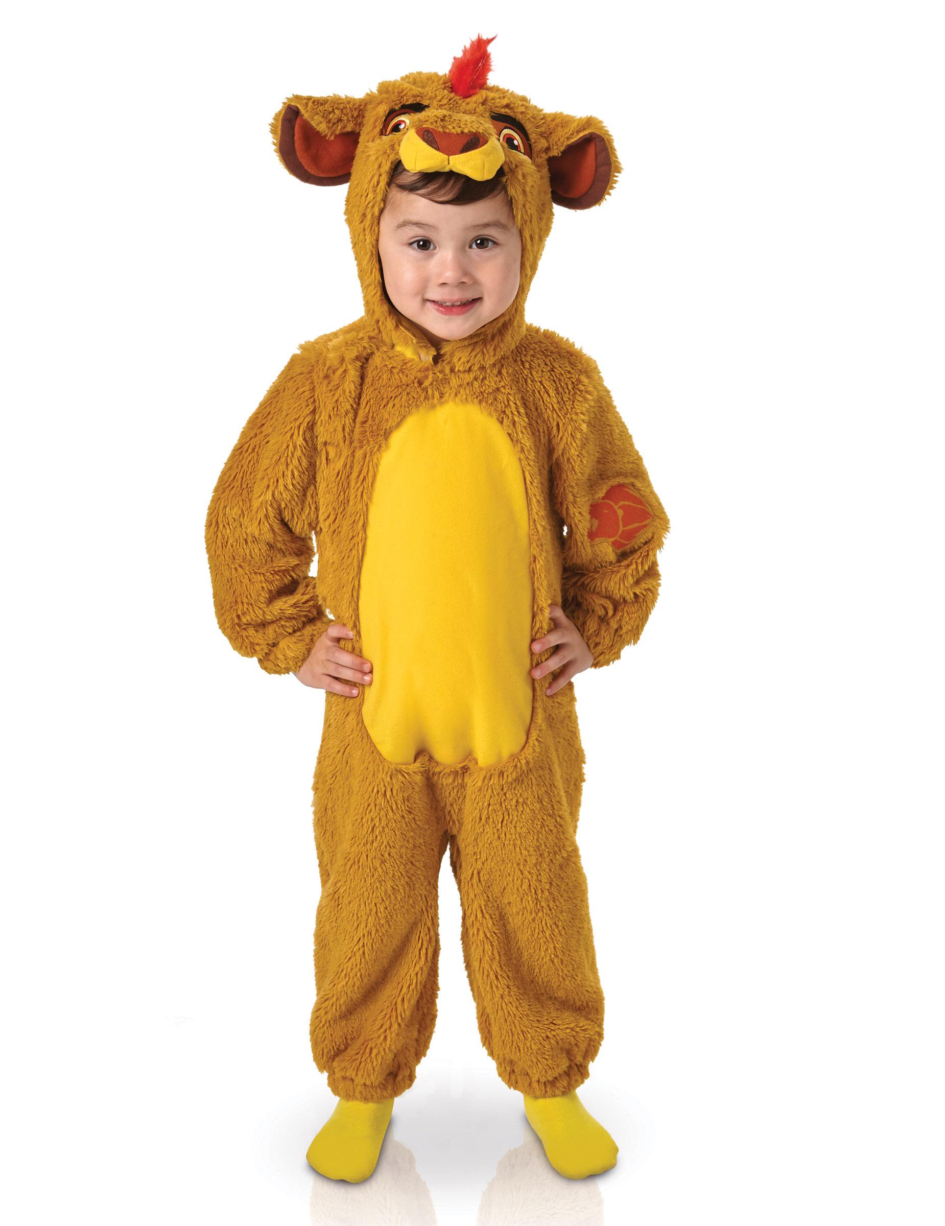 Costume lusso La Guardia del Leone bambino - The Lion Guard ... 4f2289b97e5