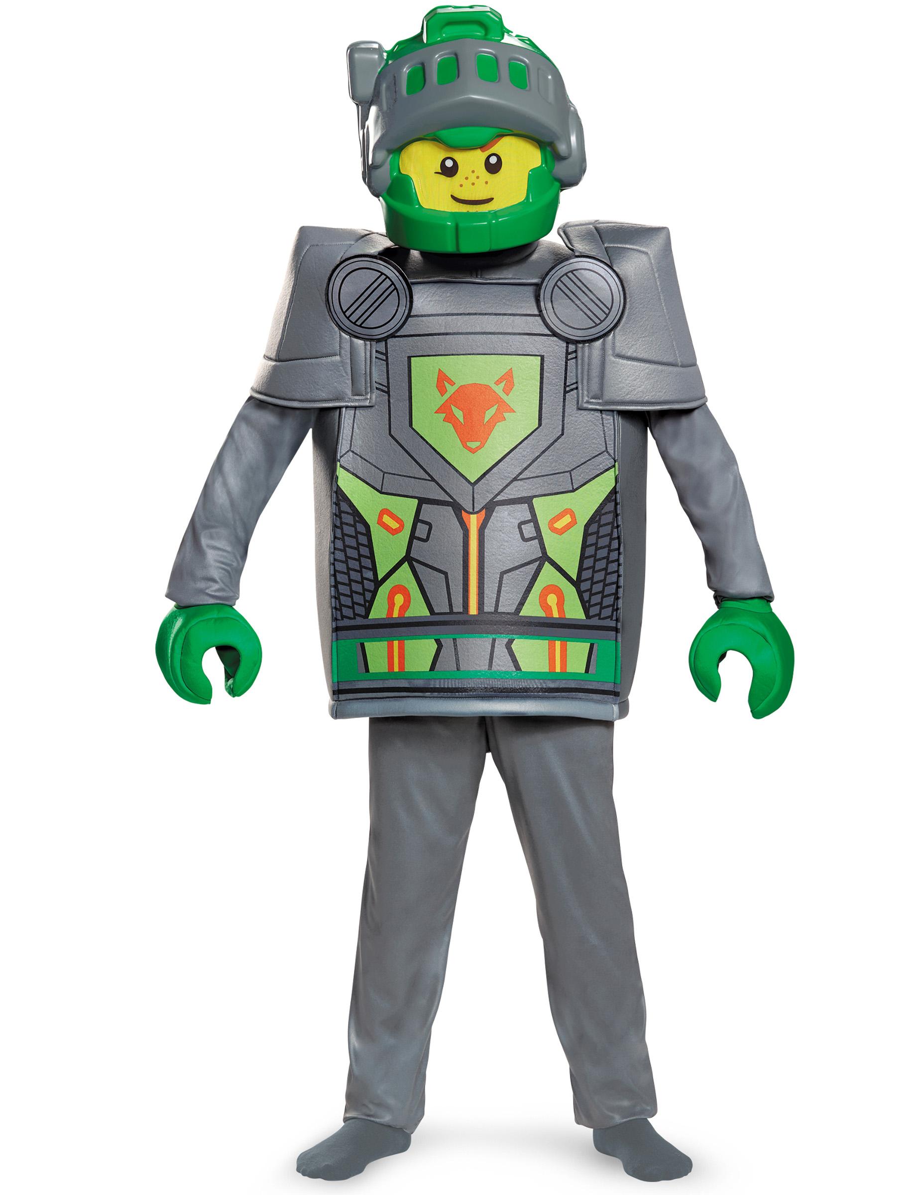 Costume deluxe Aaron Nexo Knights™ - LEGO® per bambino 453cbeffb03