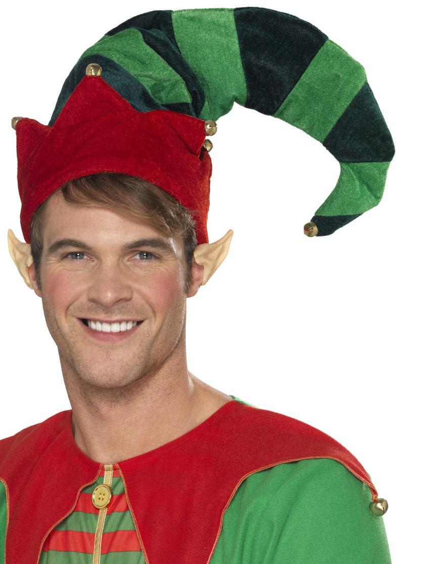 Cappello da elfo con campanellini per adulto - Natale  Cappelli 33a66f404e69