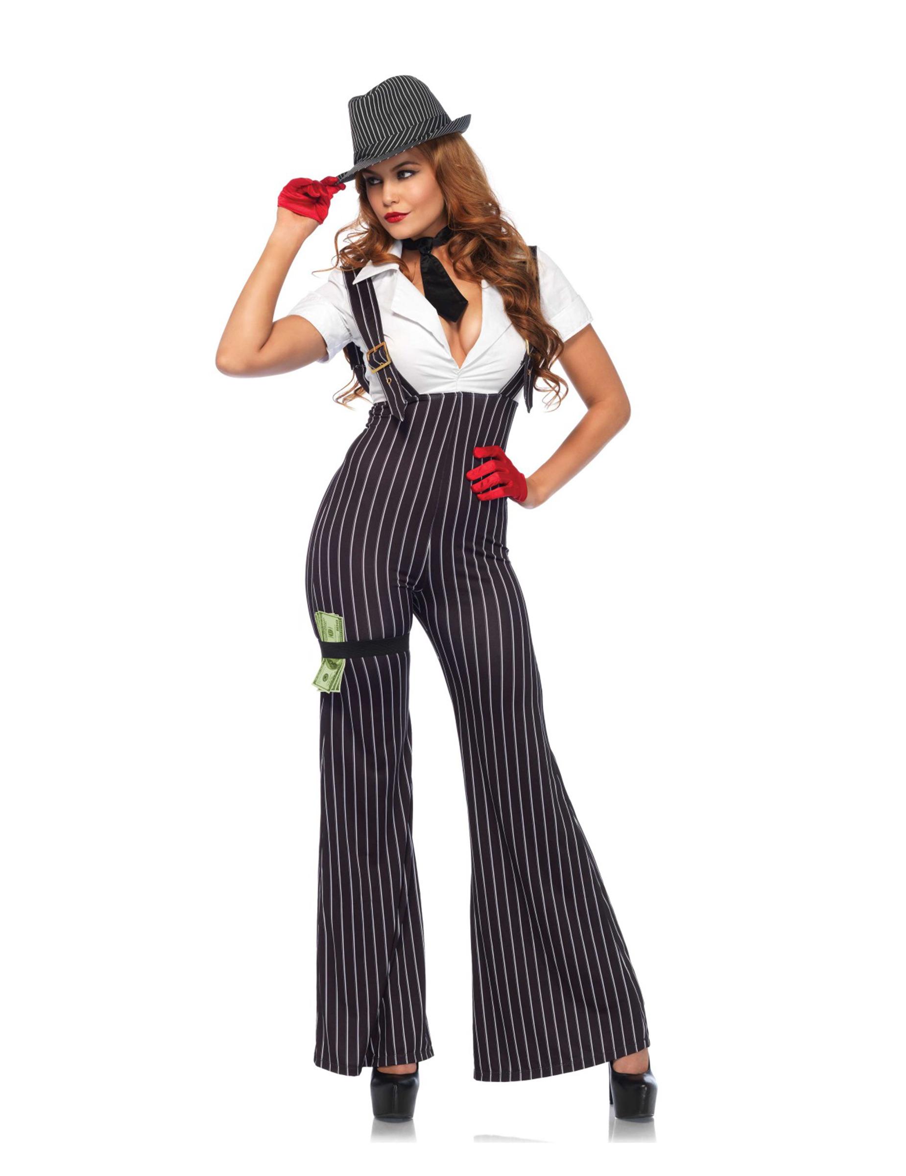 Vestiti Anni 50 Donne Grease b6b97b5b985