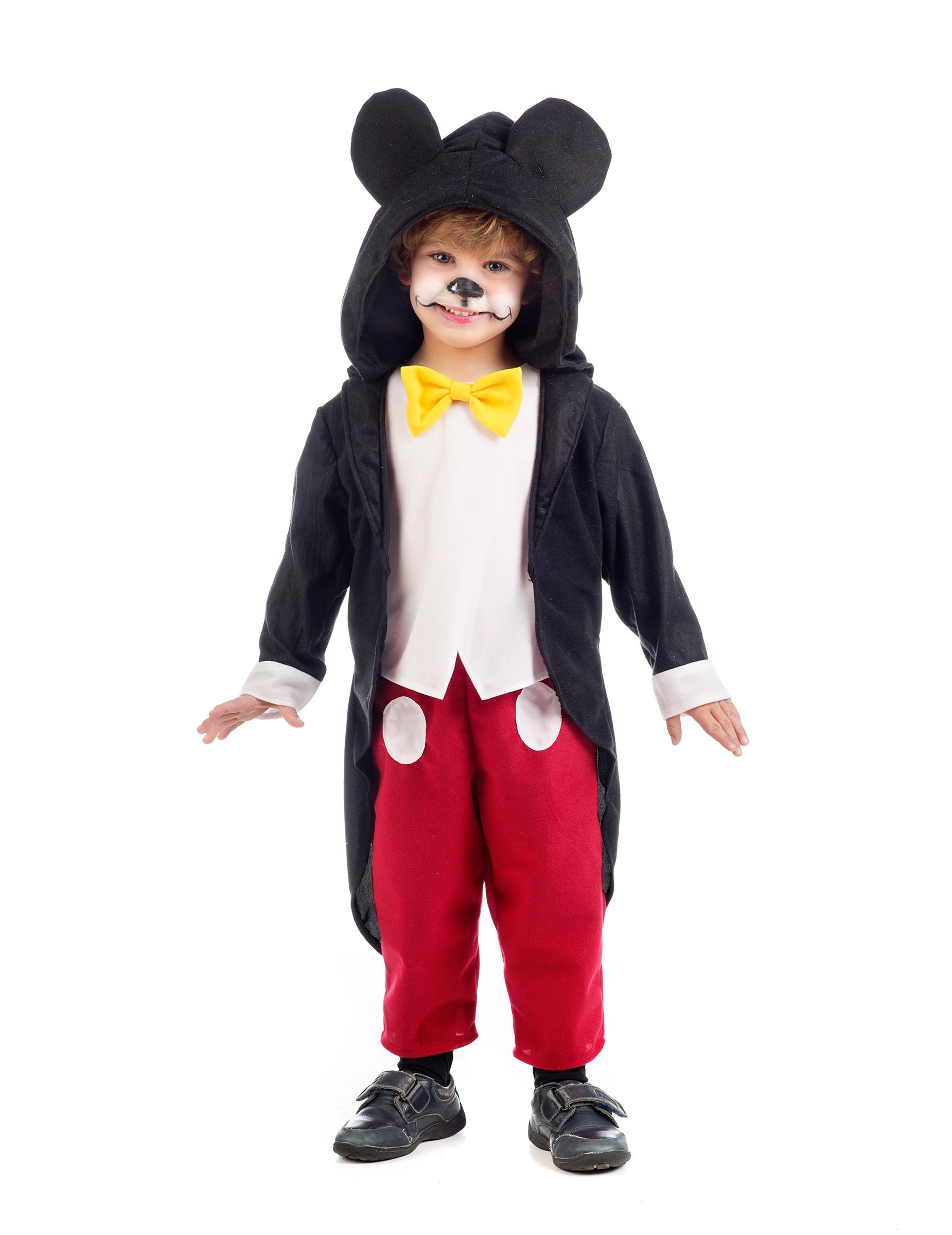 colore veloce comprare in vendita comprando ora Costume da topolino nero per bambino: Costumi bambini,e ...