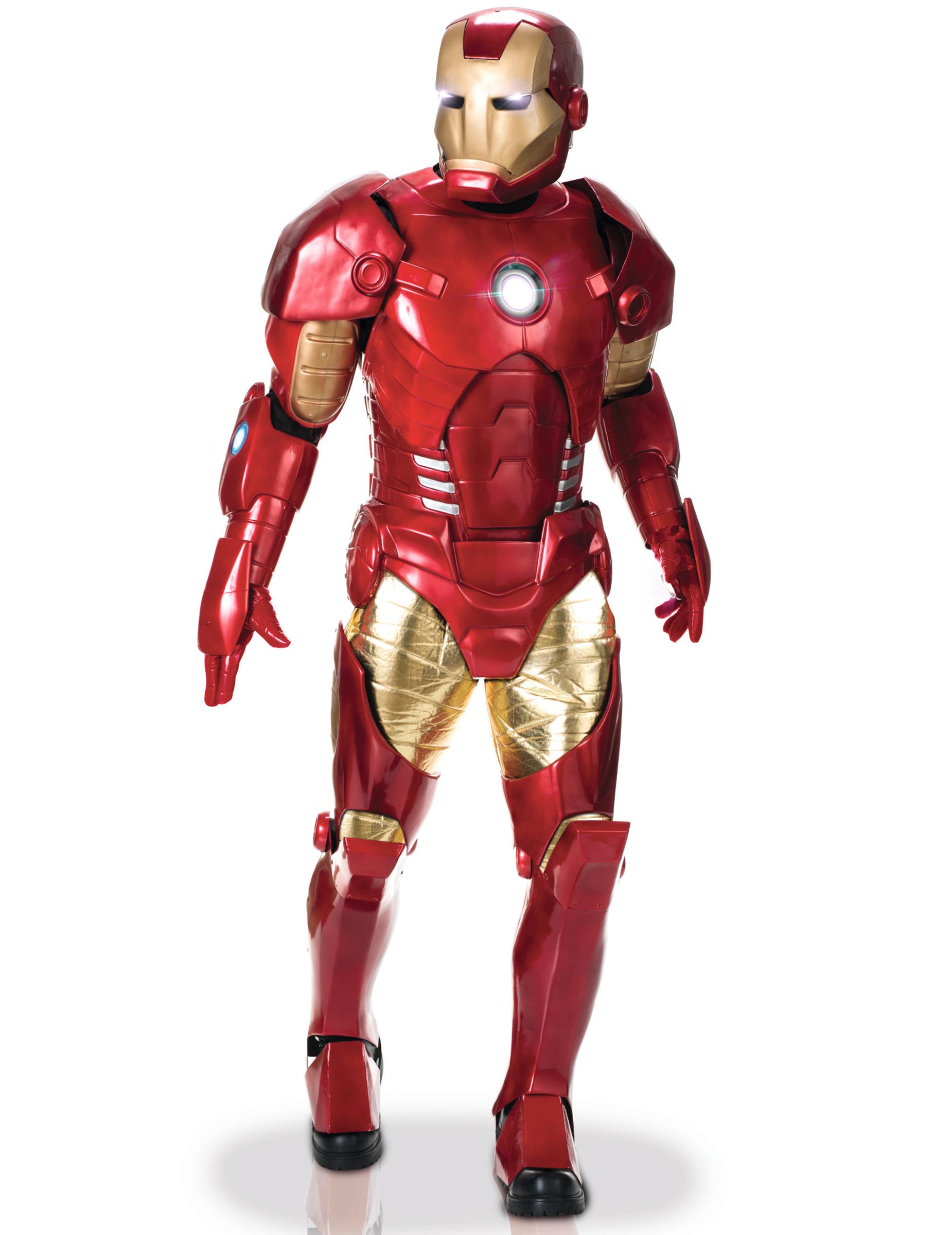 cercare ultima vendita cerca il meglio Costume Collezione Iron Man™ Adulto