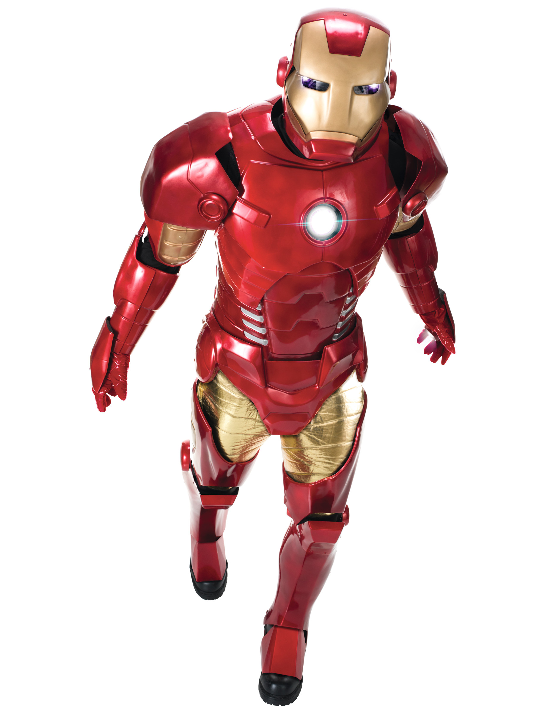costume collezione iron man adulto costumi adulti e. Black Bedroom Furniture Sets. Home Design Ideas