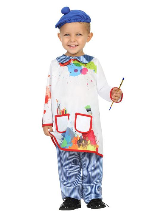 Costume pittore b b costumi bambini e vestiti di for Decorazione provinciale francese con un budget