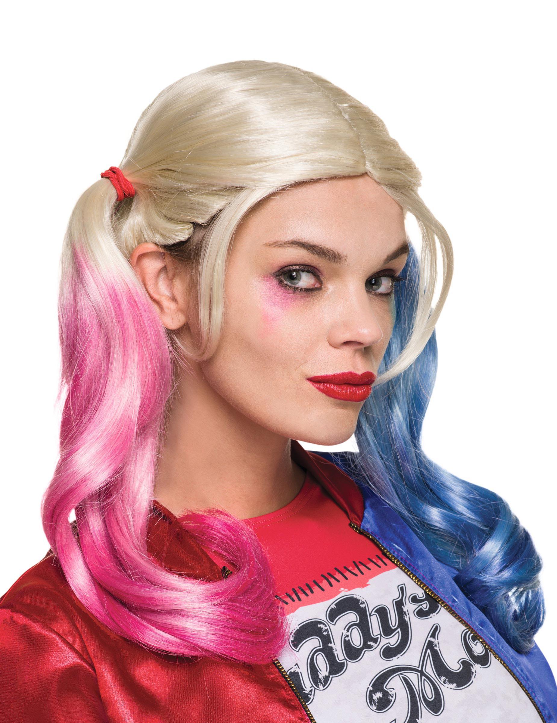 Parrucca Harley Quinn - Suicide Squad ™  Parrucche a152b619cfc