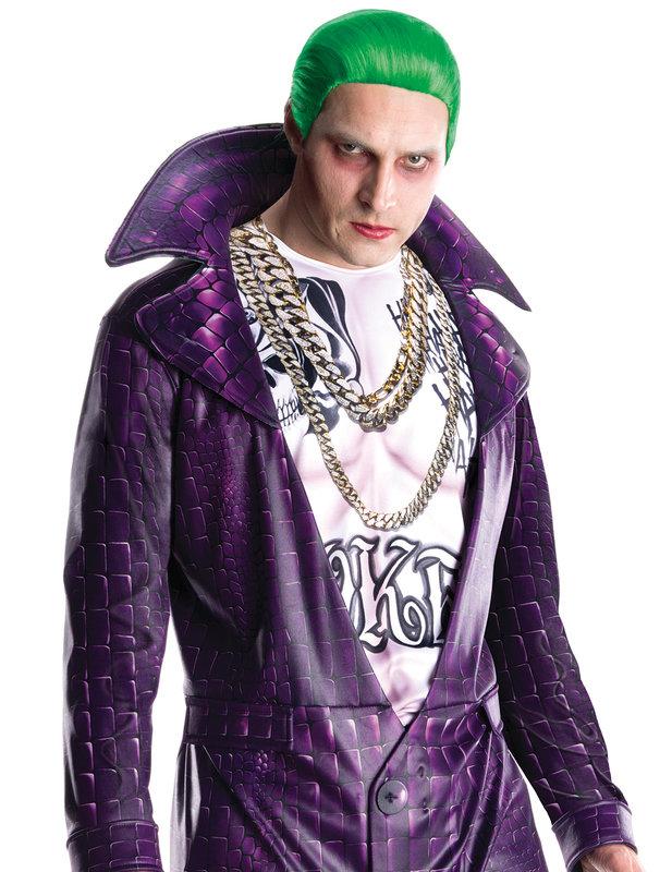 Costume Suicide per adulto Squad lusso Joker BqOBrRw