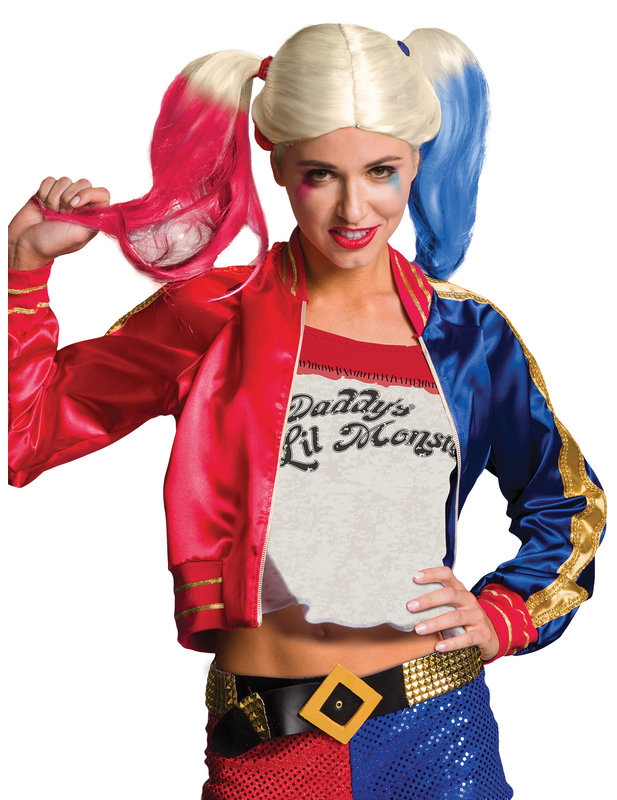 Costume lusso per adulto Harley Quinn - Suicide Squad™  Costumi ... 1d35869f0a2