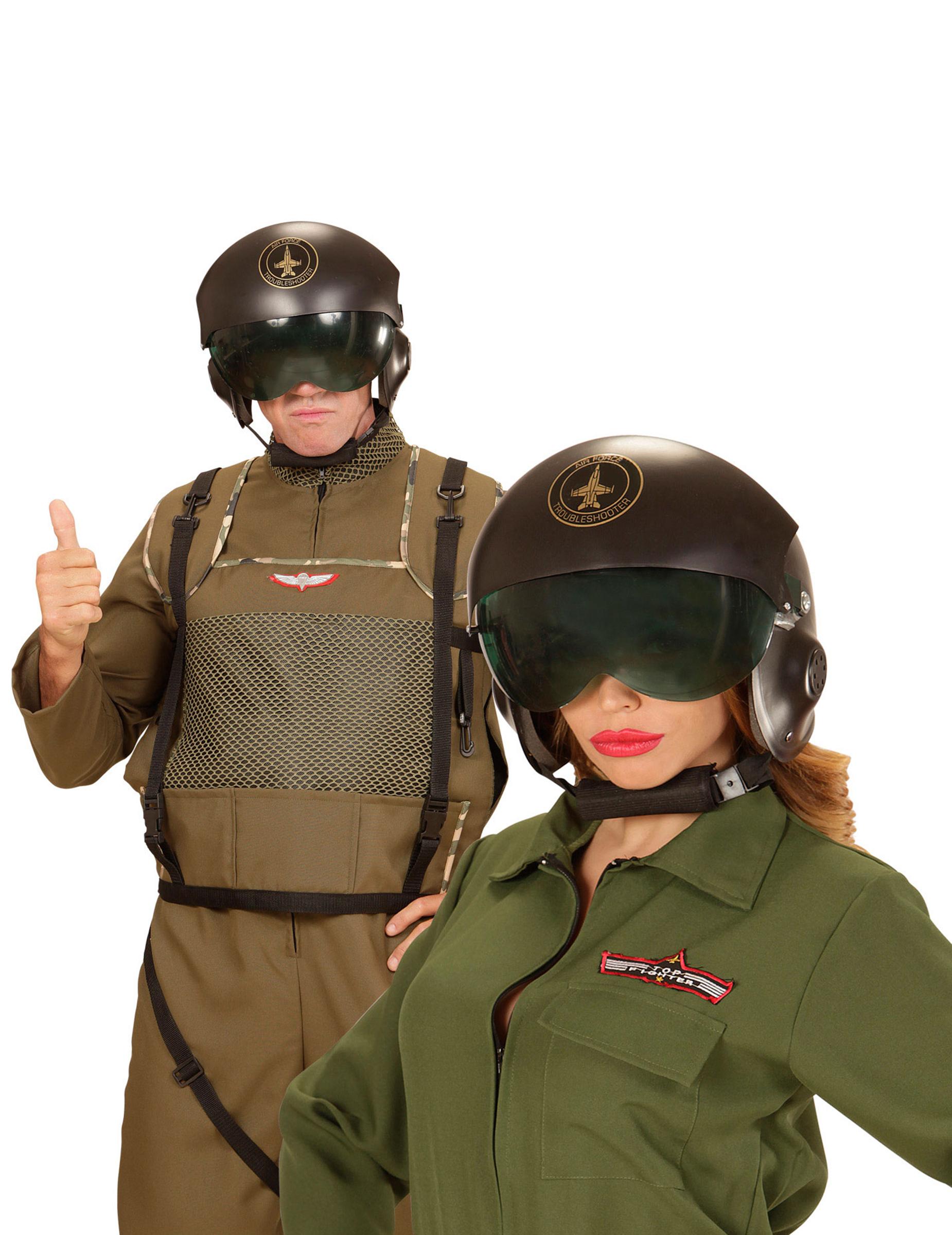 Kit pilota di linea Taglia Unica qNZ2mtkE