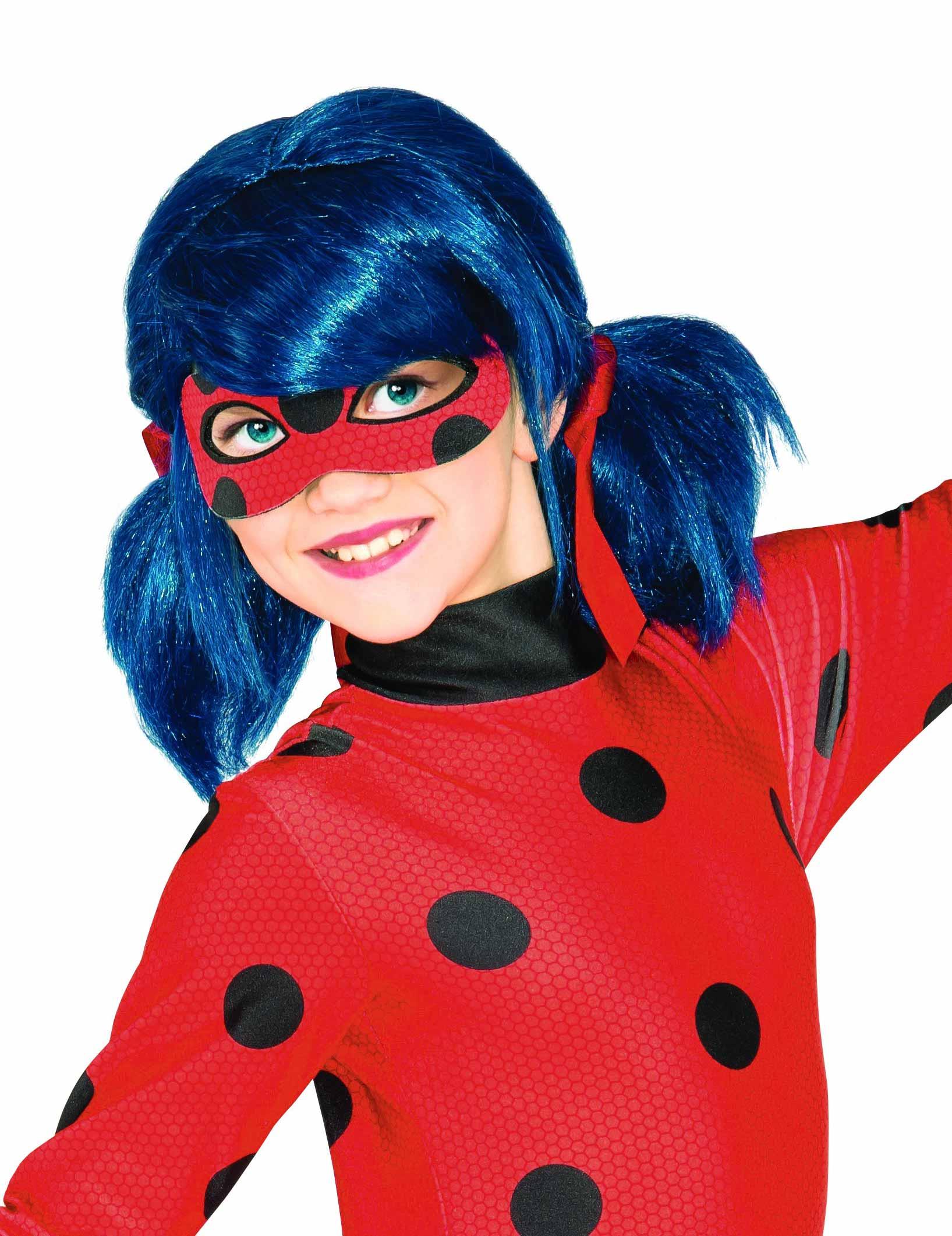 nuovo stile disponibilità nel Regno Unito gamma molto ambita di Parrucca Ladybug™ bambina