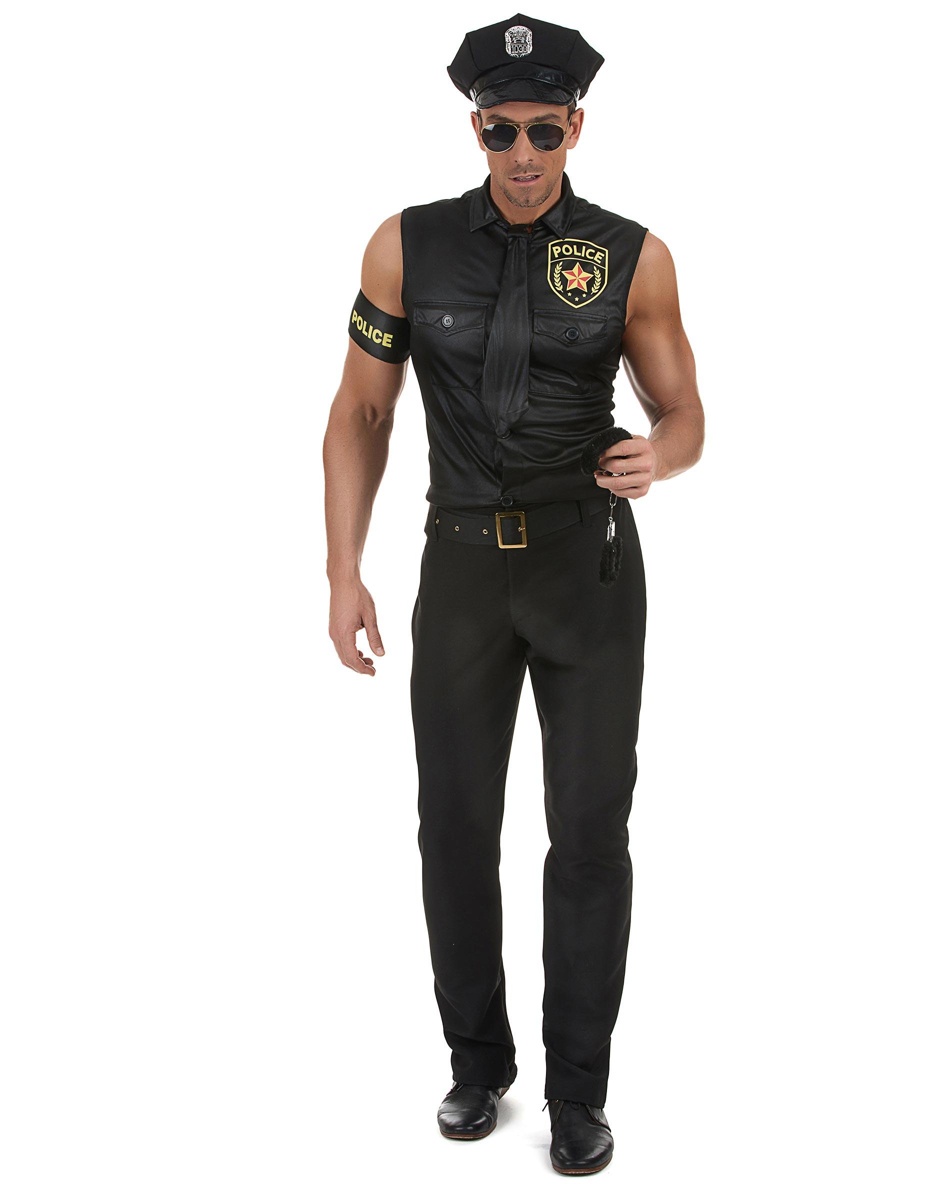 ddf5d45814 Costume poliziotto sexy: Costumi adulti,e vestiti di carnevale ...