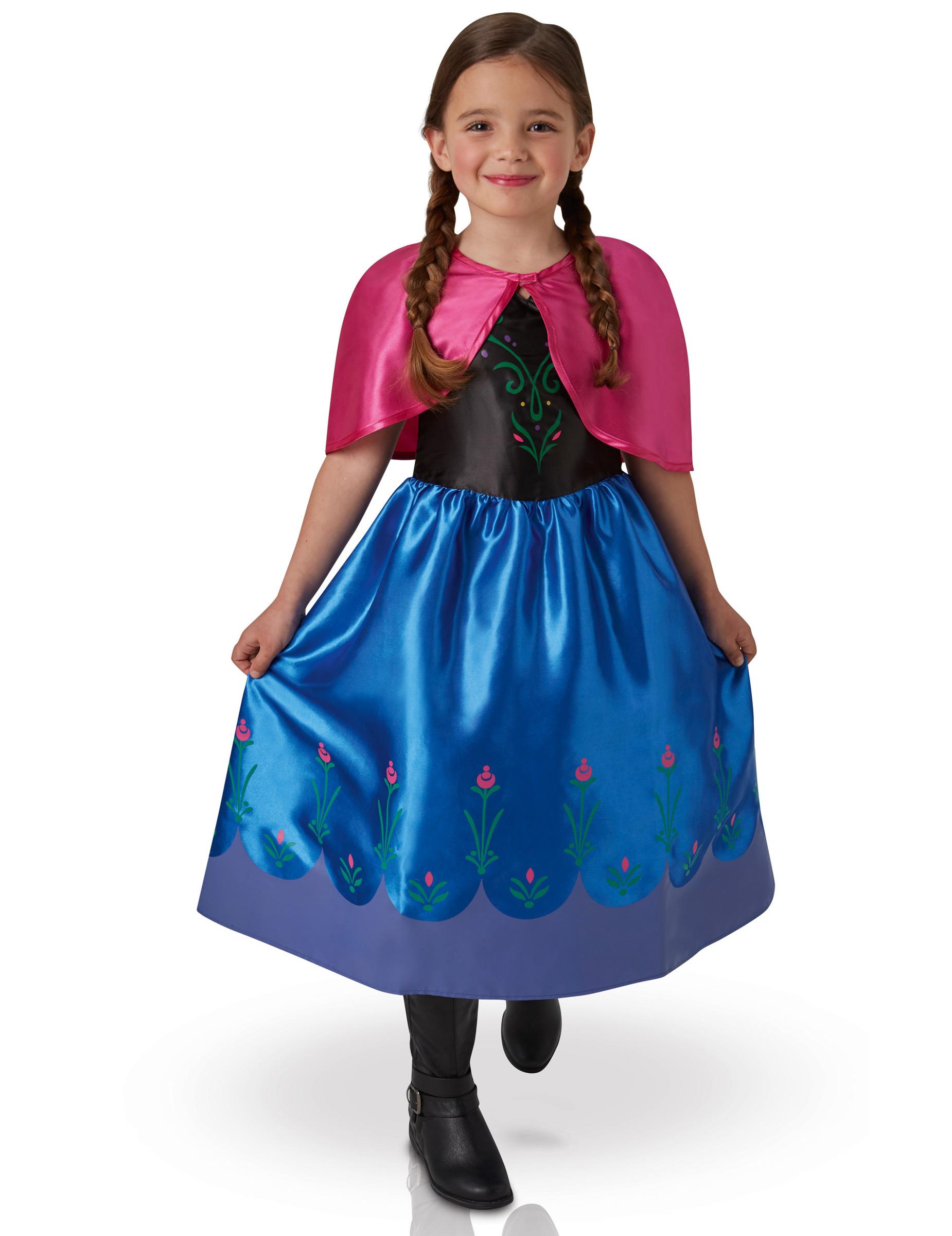 4026f44dc6b5 Costume Classico Anna new design - Frozen Il regno di Ghiaccio™