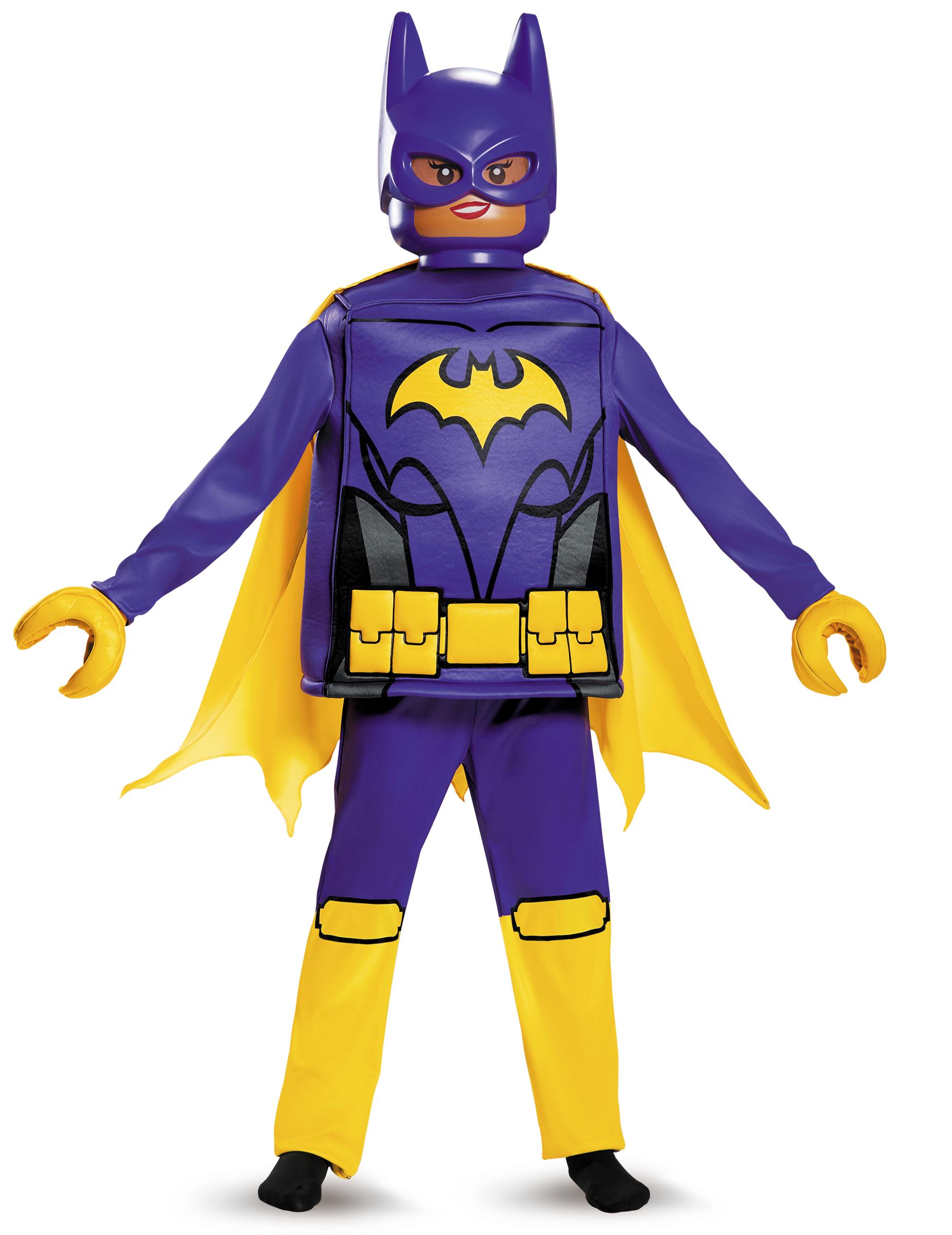 Costume deluxe Batgirl lego movie™ per bambina 59222c8c48c