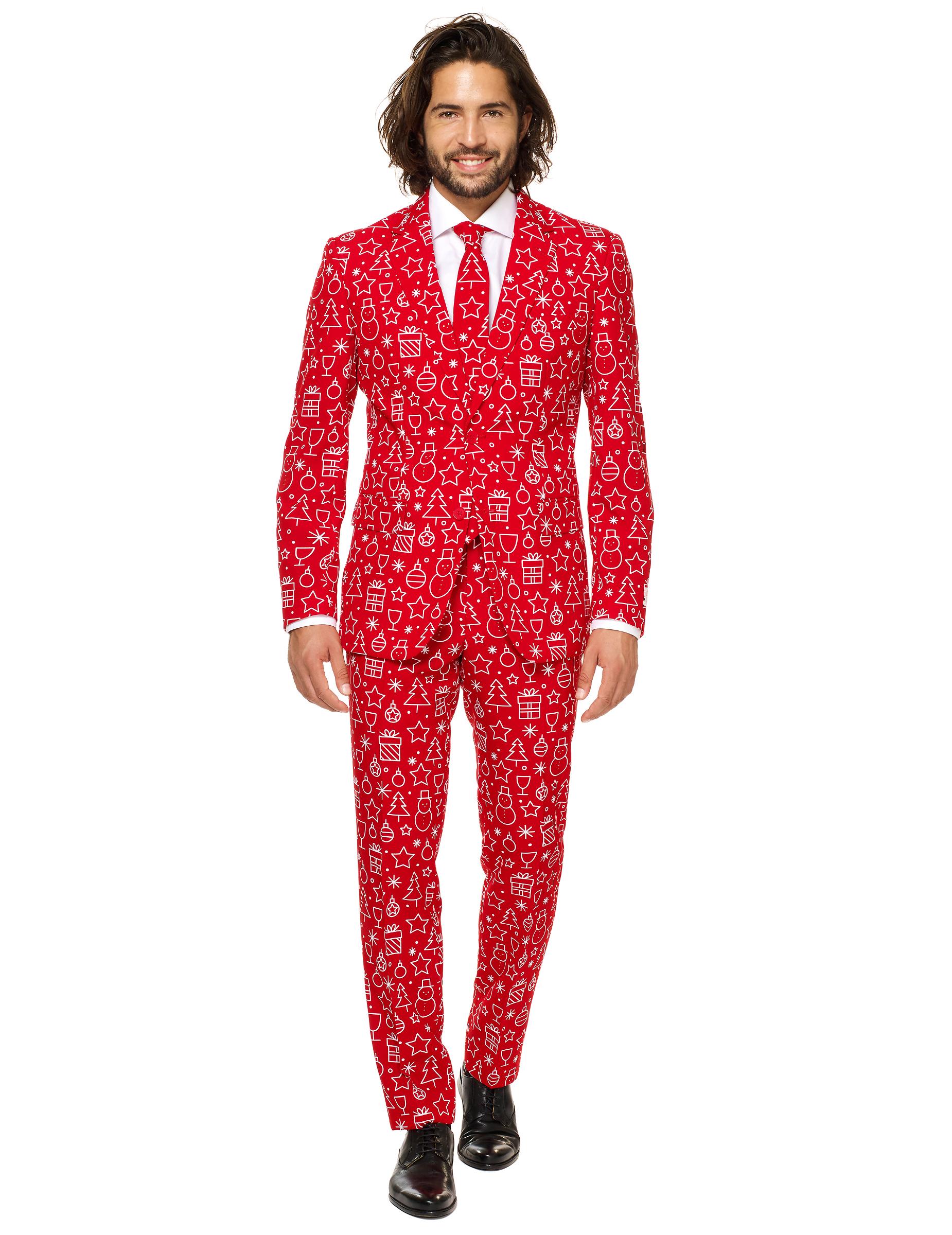 Costume Opposuit Iconicool disegni natalizi  Costumi adulti 3d1505a16ec
