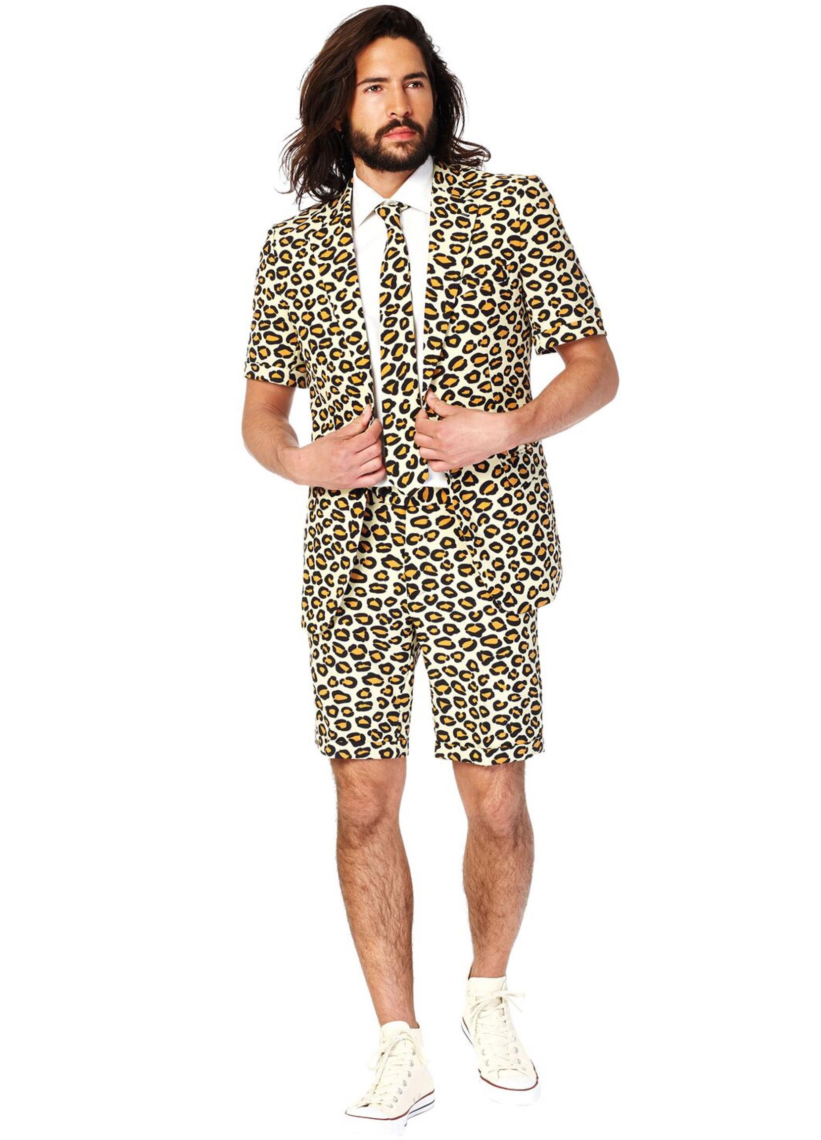 Abito Matrimonio Uomo Estivo : Abito estivo mr giaguaro per uomo opposuits™ costumi