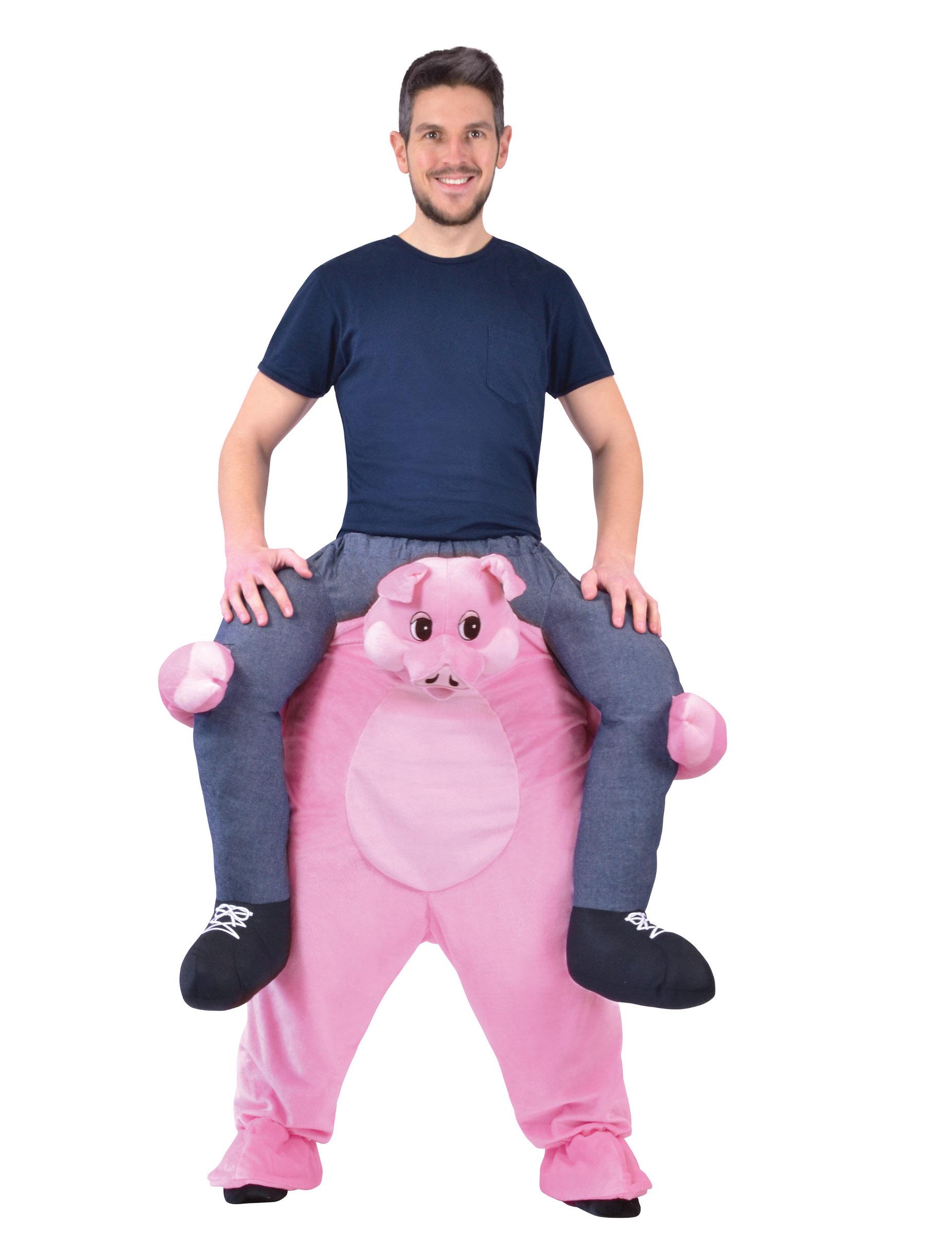 Carry Me Costume maialini