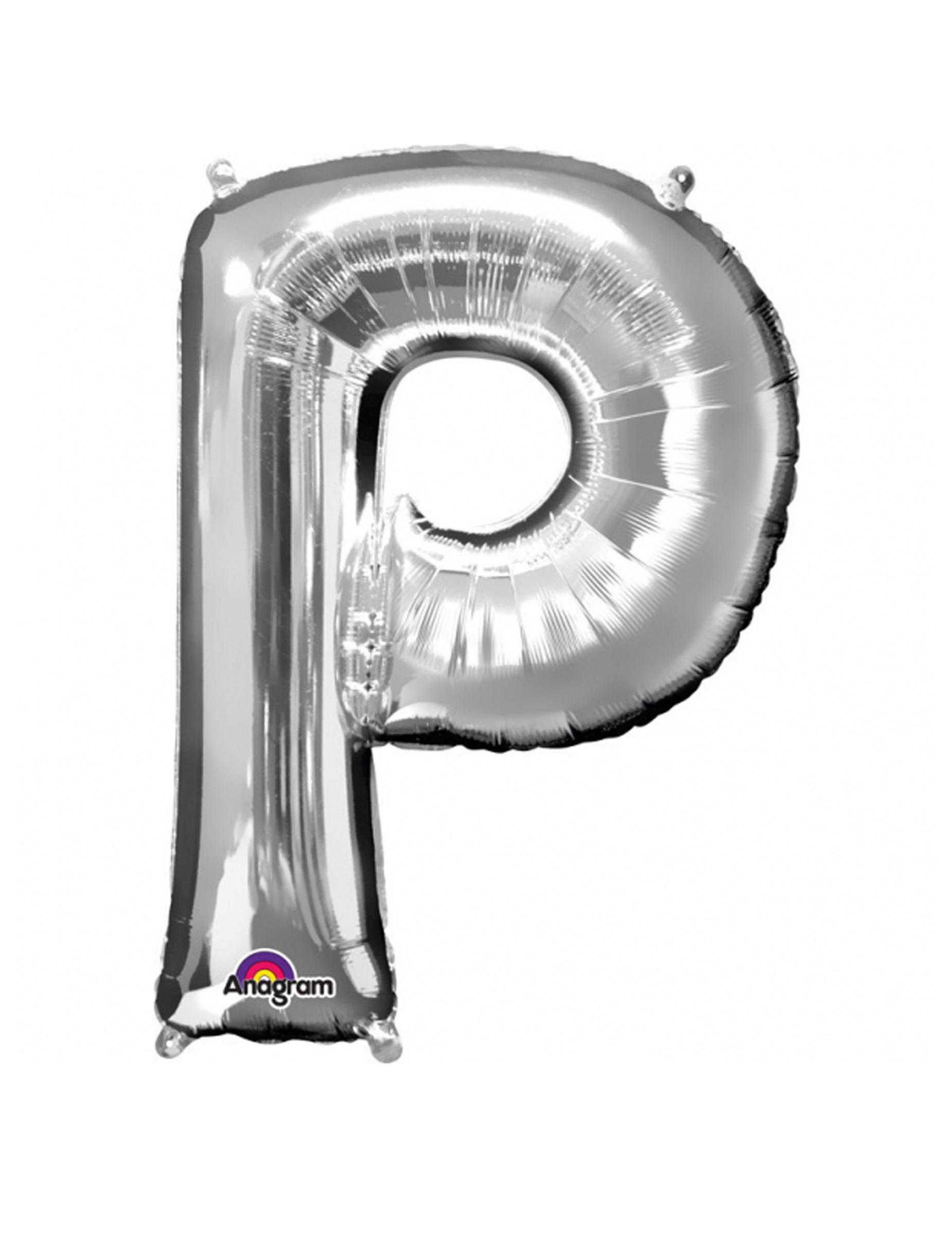 Palloncino in alluminio lettera p gigante addobbie vestiti di palloncino in alluminio lettera p gigante altavistaventures Choice Image