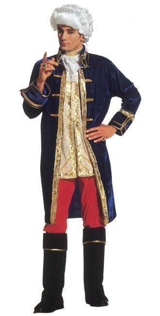 Costume da nobile stile Barocco per uomo  Costumi adulti 426c8550461