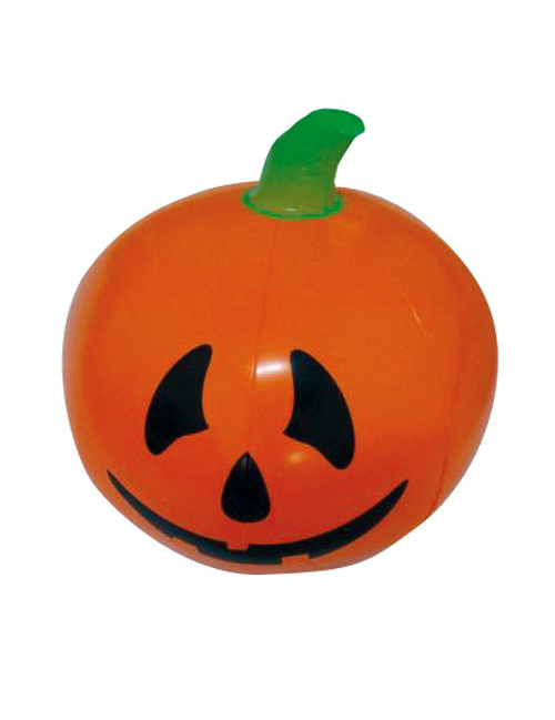 Decorazione Zucca Di Halloween Gonfiabile 110 Cm Addobbi