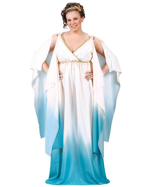 Costume da dea greco romana taglie grandi costumi adulti e vestiti di carnevale online vegaoo - Costumi da bagno grandi taglie ...