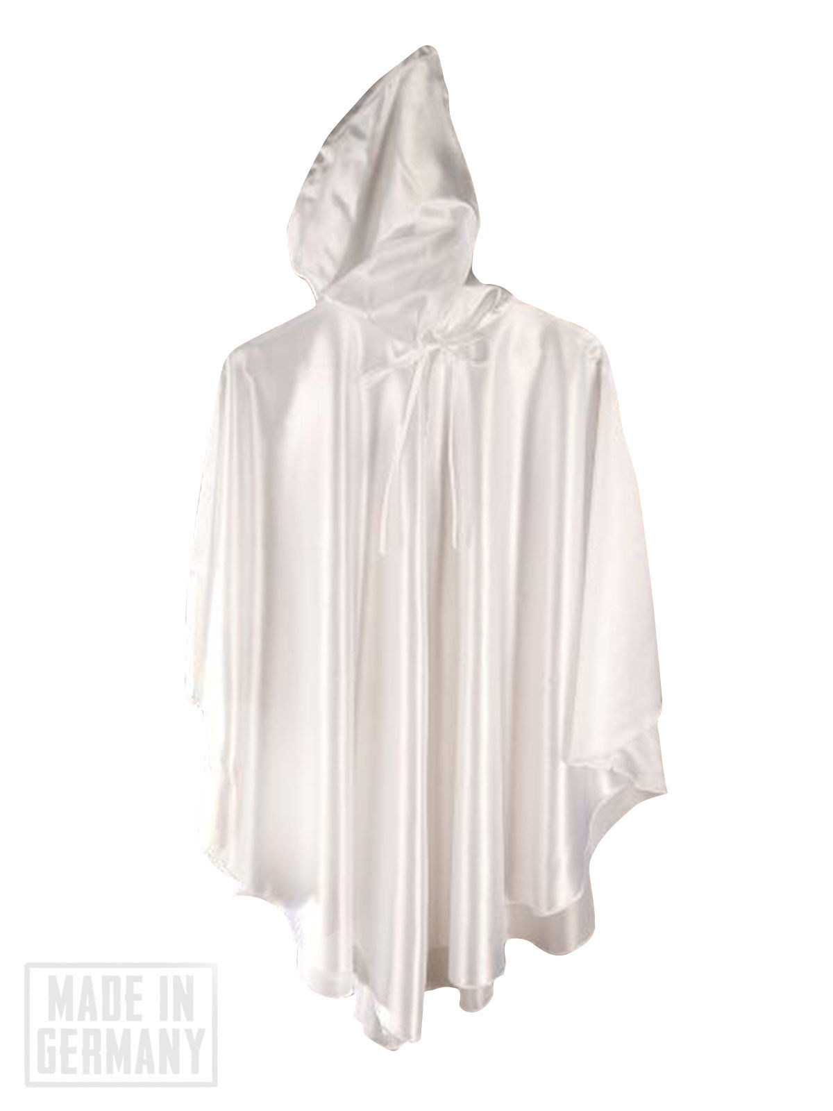 Mantello bianco da fantasma per bambino halloween  Costumi bambini 52c9f8a62ac1