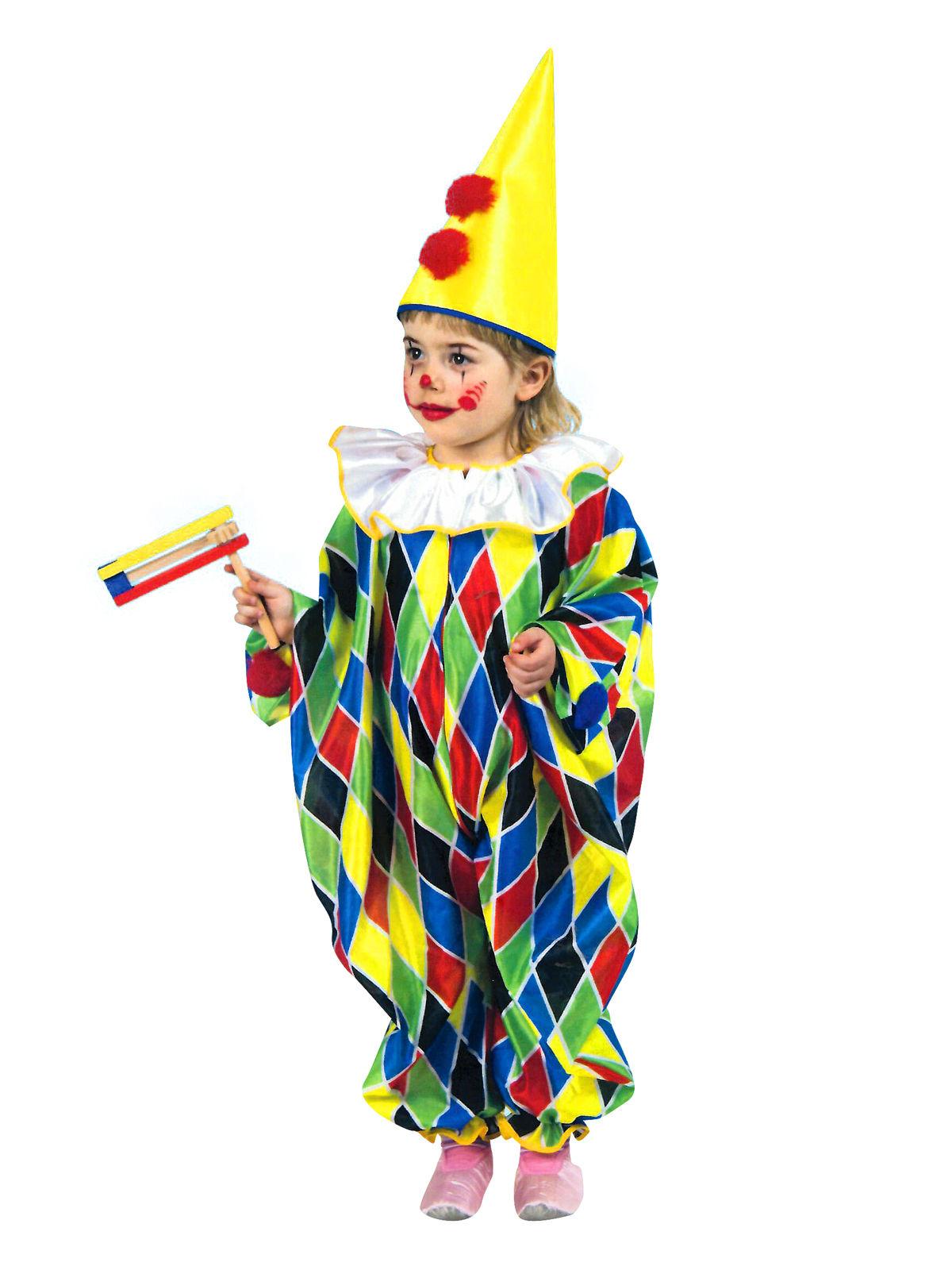 Costume pagliaccio per bambino: Costumi bambini,e vestiti