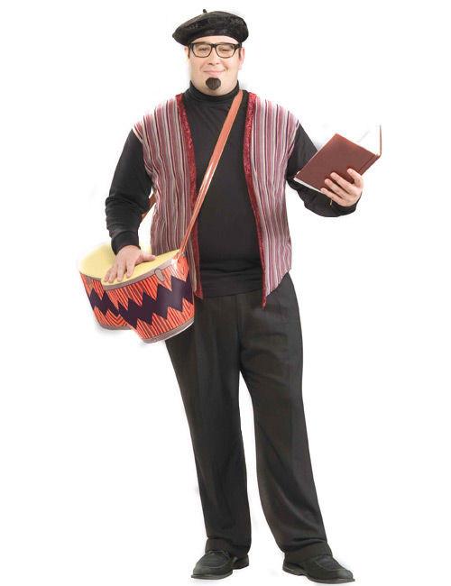 53fde71c5b86 Costume anni 50 da uomo in taglia grande: Costumi adulti,e vestiti ...