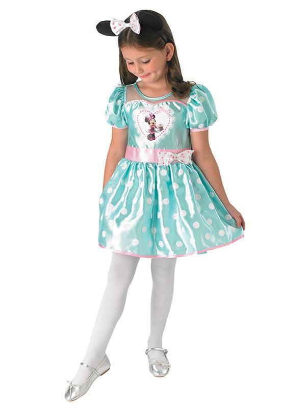 3b9ca0f18537 Costume deluxe da Minnie™ cupcake alla menta per bambina: Costumi ...
