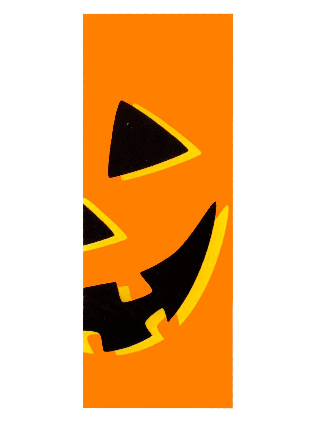 Decorazione Per Porta Zucca Di Halloween Addobbi E