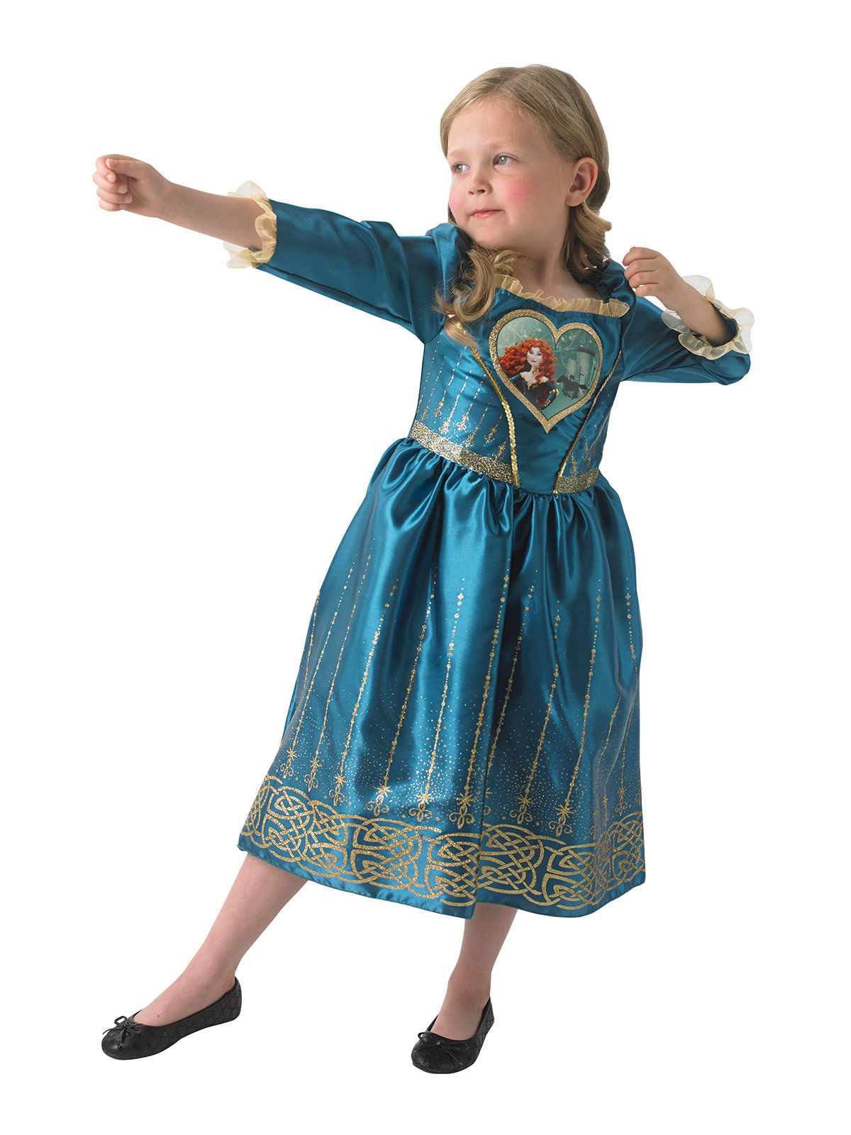 Ribelle merida una principessa daredevil