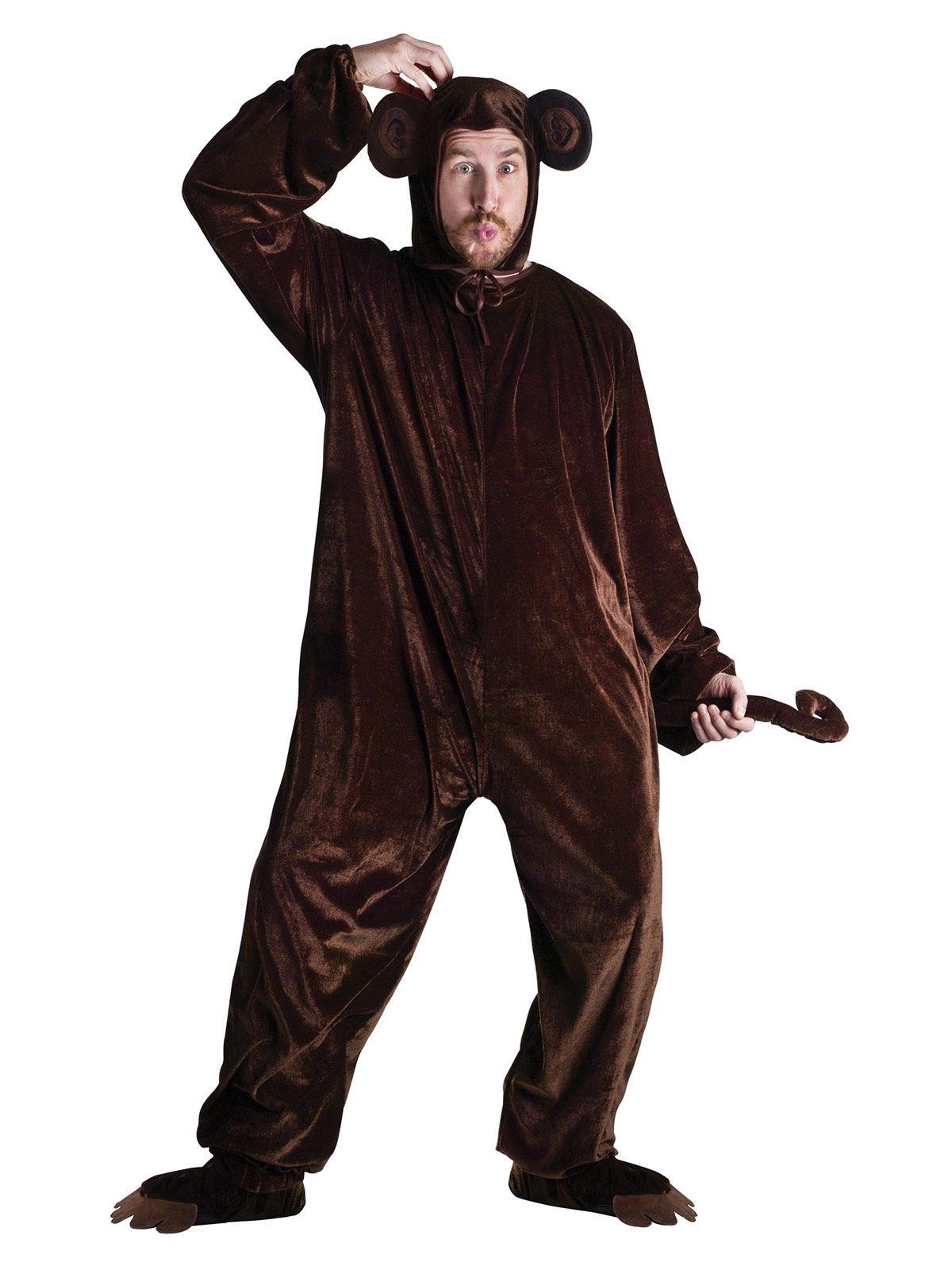 Costume da scimmia burlona per adulto  Costumi adulti 43450f4427d