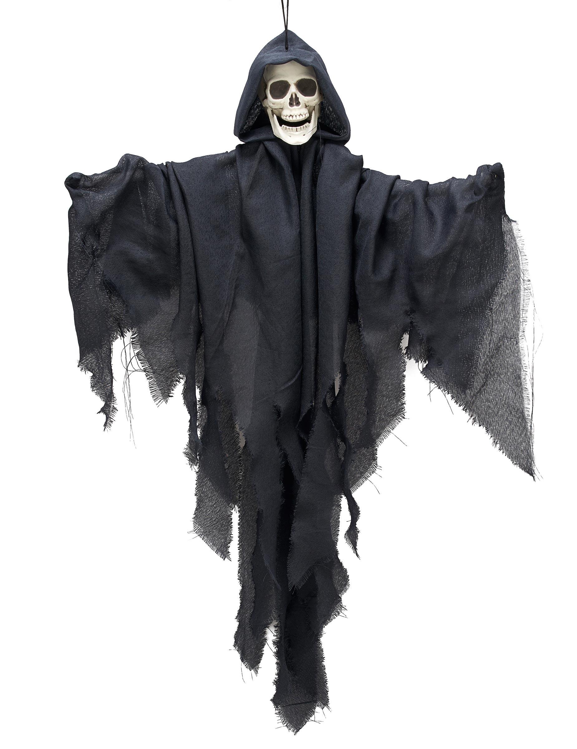 Decorazione Per Halloween Scheletro Volante 90 Cm Addobbi