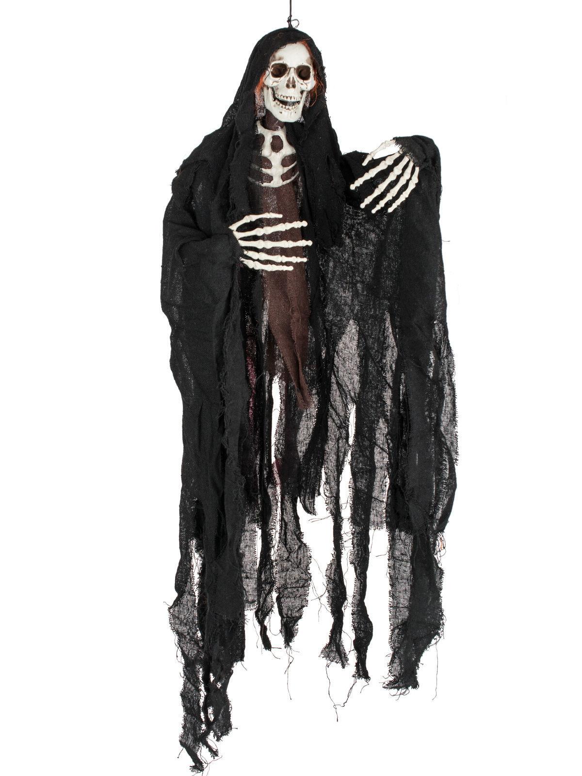 Decorazione Di Halloween Scheletro Appeso 90 Cm Addobbi E