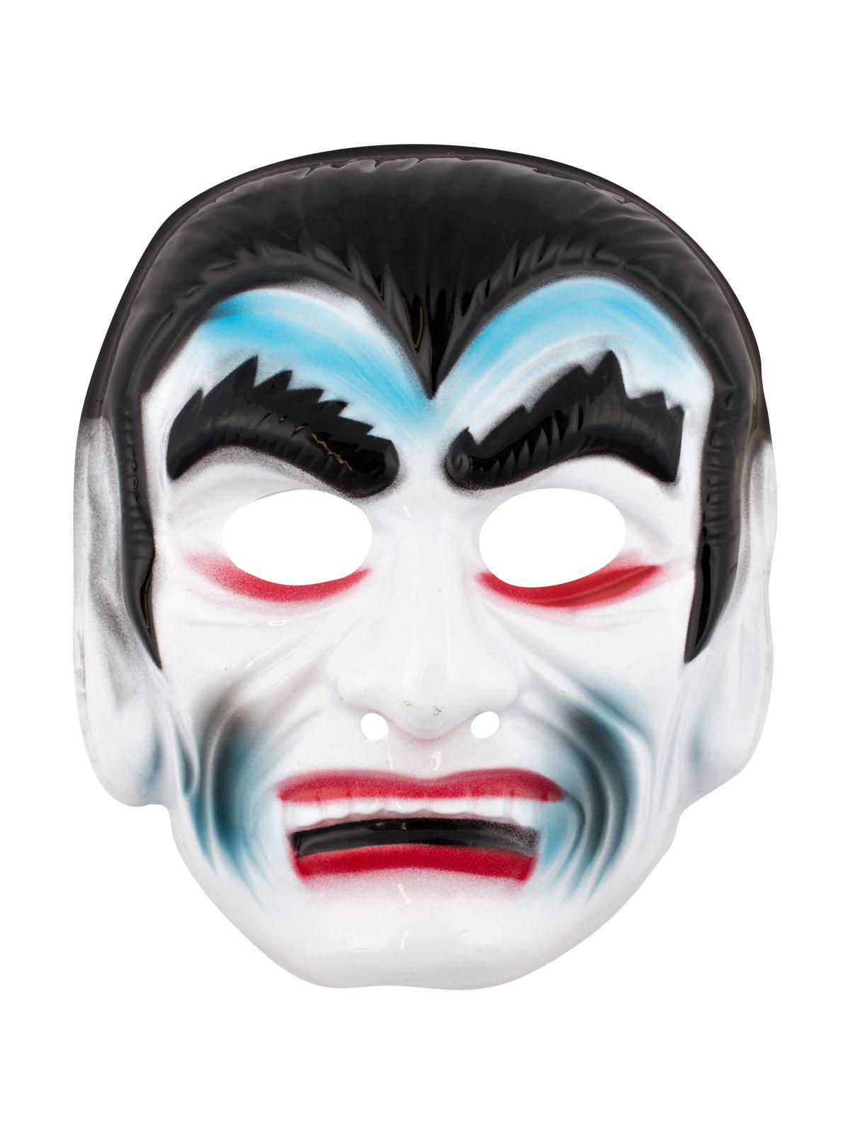 Maschera da vampiro halloween  Maschere 740b8876548