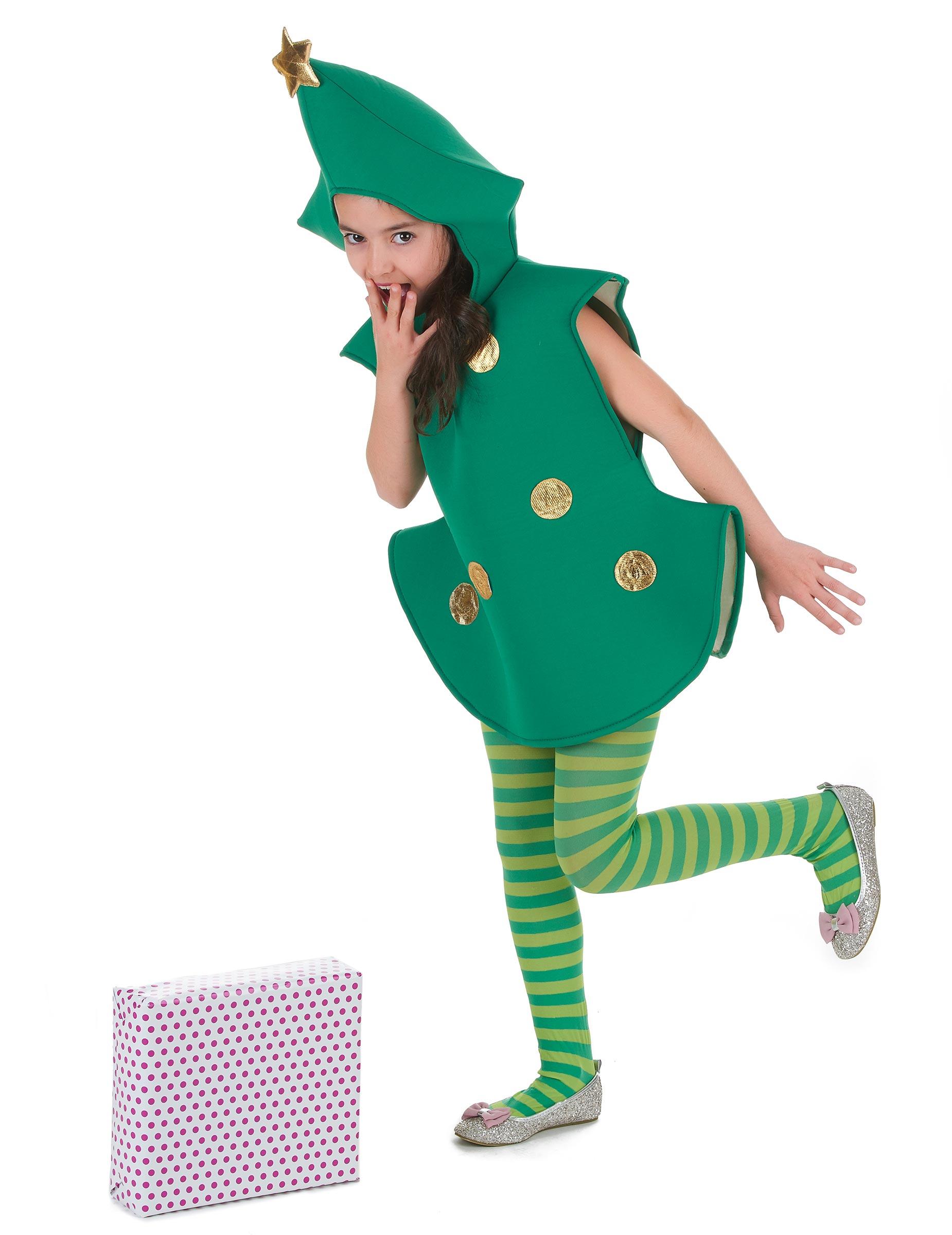Costume albero di natale per bambino  Costumi bambini 6676e86e3fe