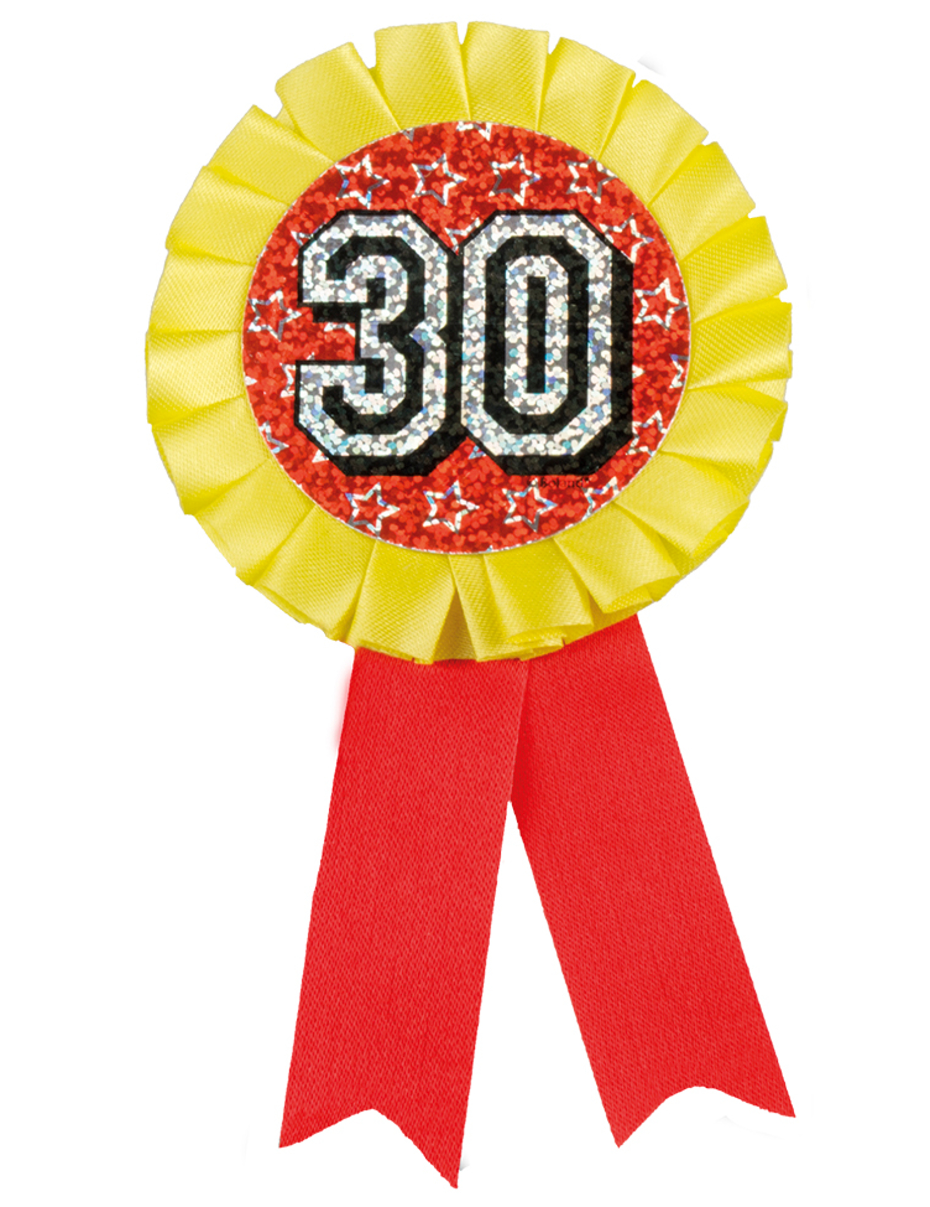 Top Coccarda per compleanno 30 anni: Accessori,e vestiti di carnevale  AR58