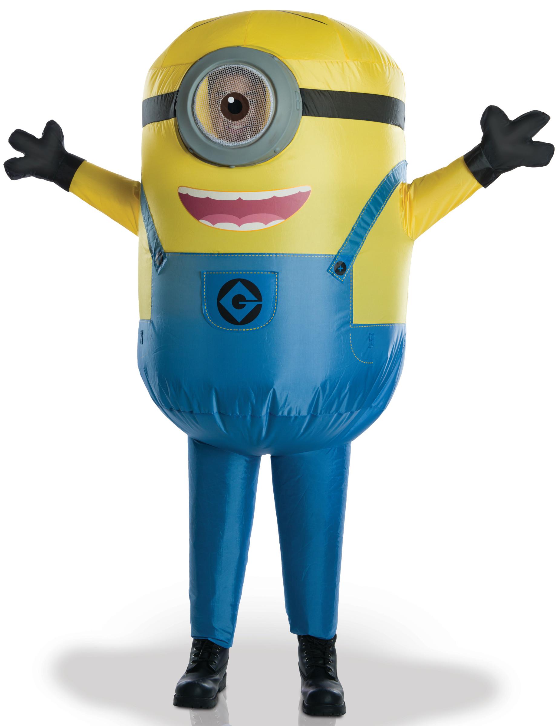 Top Costume gonfiabile Minions™ bambino: Costumi bambini,e vestiti di  NR06