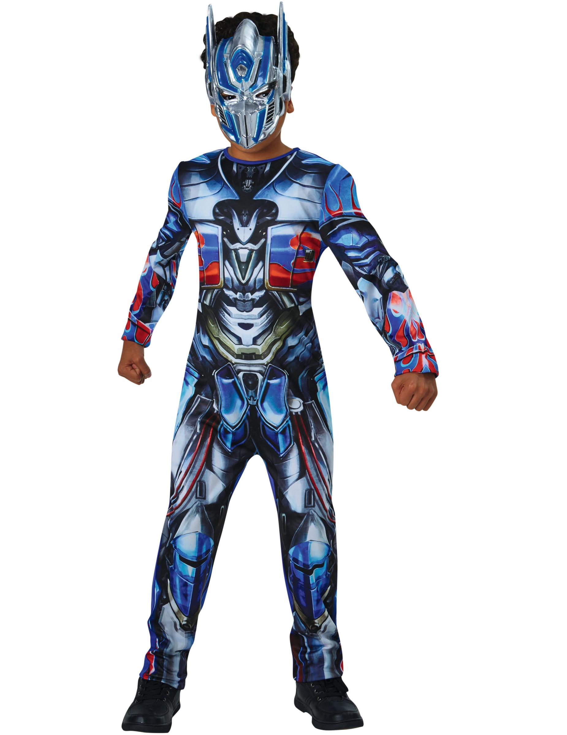 costume optimus prime transformers 5 bambino costumi. Black Bedroom Furniture Sets. Home Design Ideas
