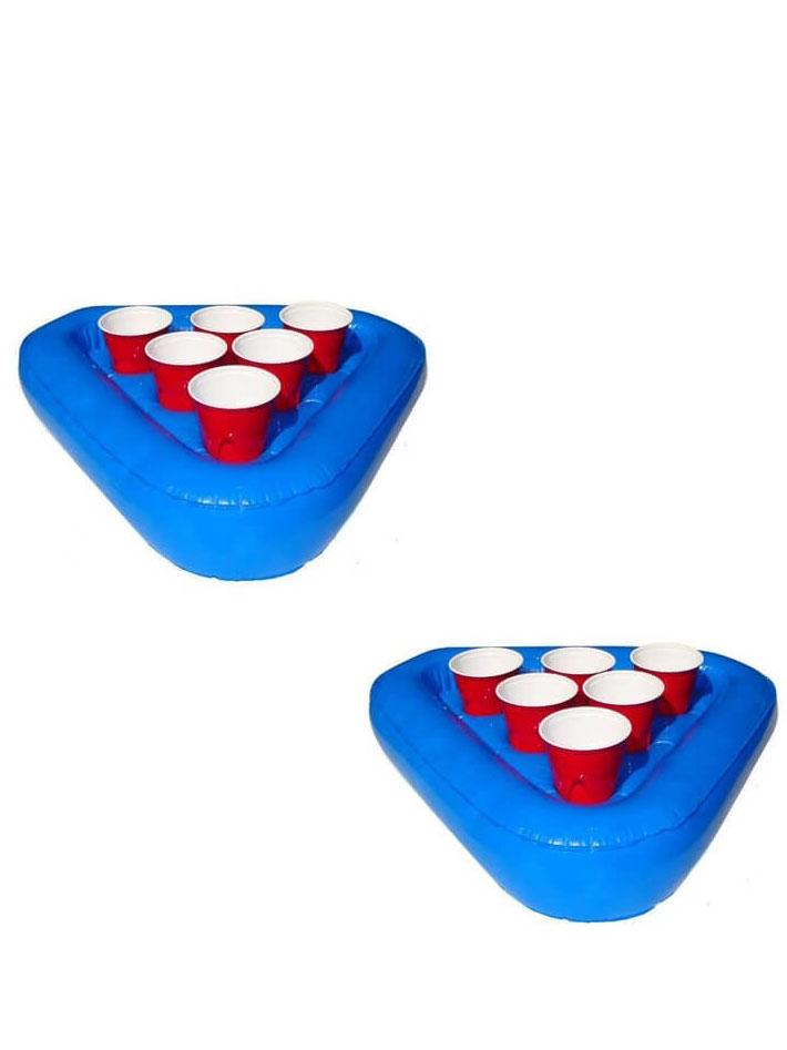 Kit beer pong gonfiabile per piscina addobbi e vestiti di for Addobbi piscina