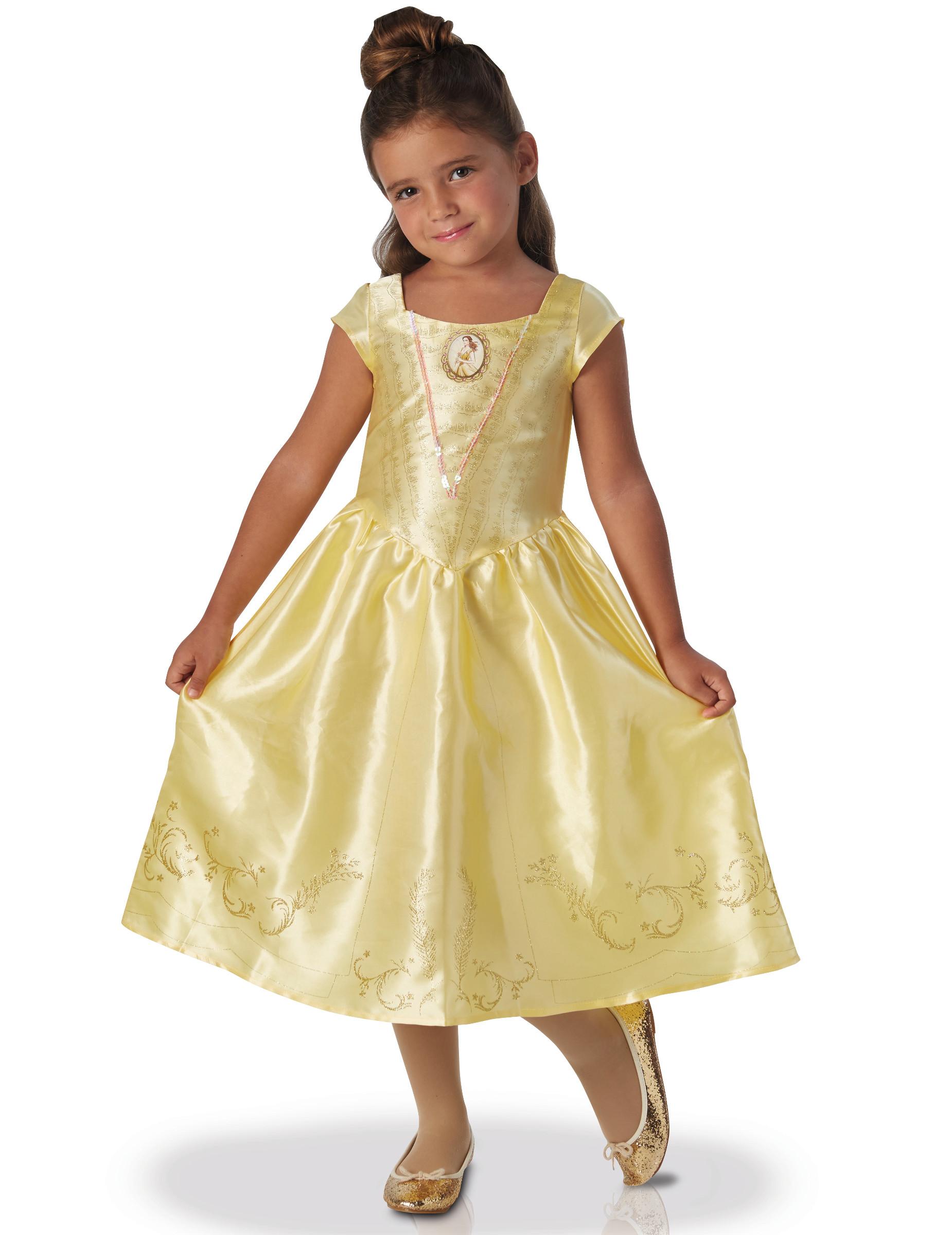 belle costume bambina  Costume da Belle™ per bambina - La bella e la bestia™: Costumi ...