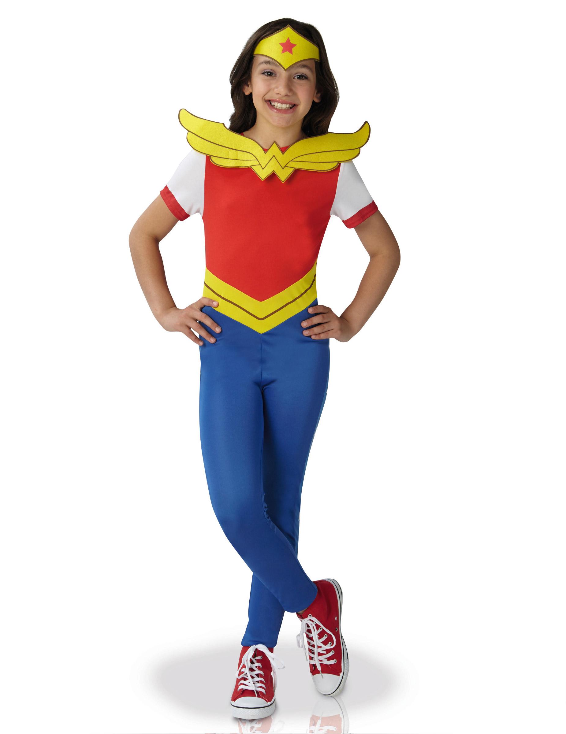 Costume Wonder Woman™ - DC Super Hero Girls™- Nuovo modello  Costumi ... d38ce80f0b9