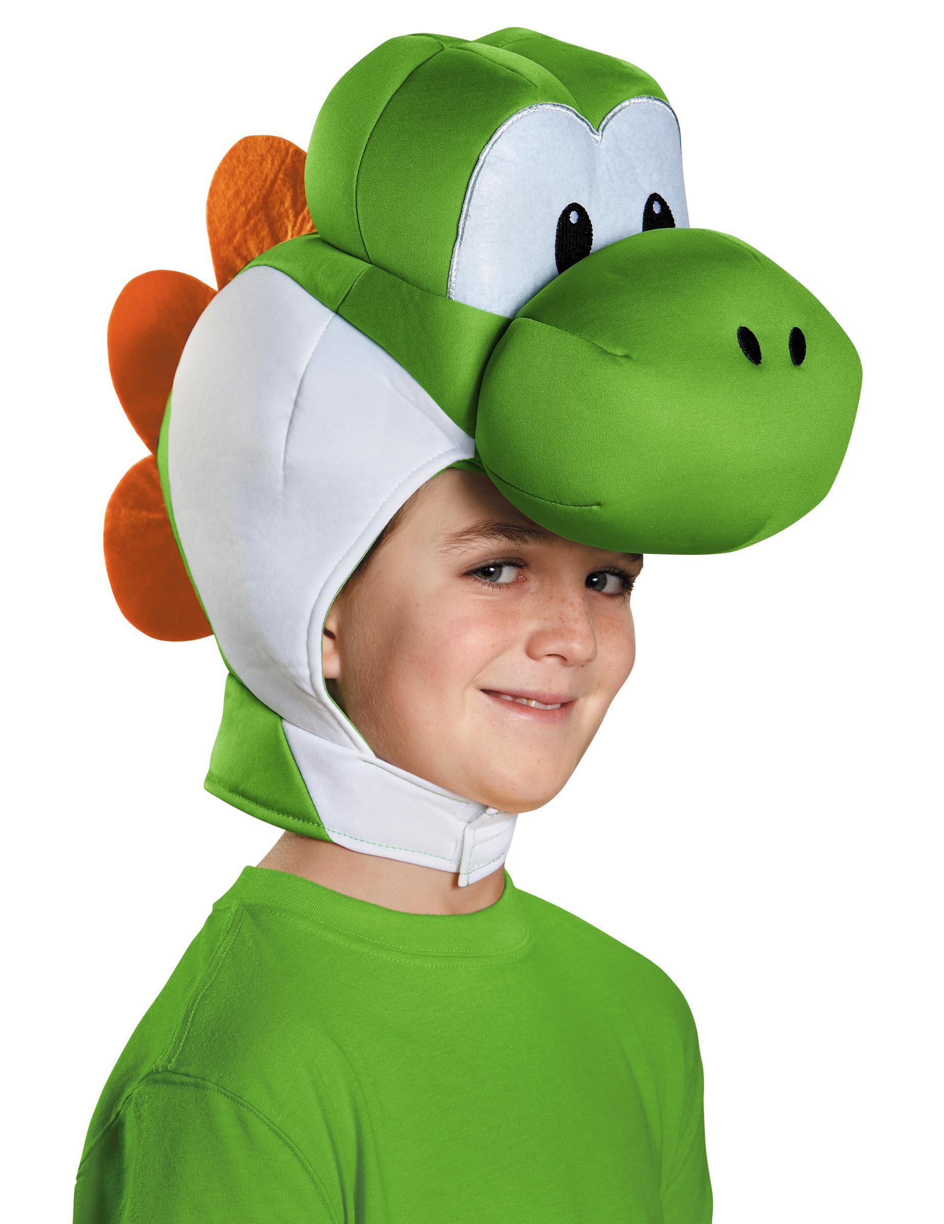 stile alla moda ultime tendenze stile attraente Copricapo Yoshi Nintendo™ per bambino