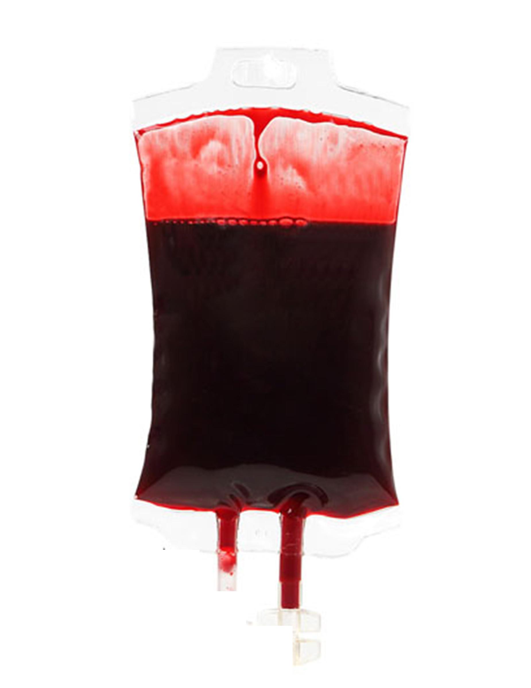 Sacca di sangue per halloween addobbi e vestiti di carnevale online vegaoo - Sacca per tavola sup ...