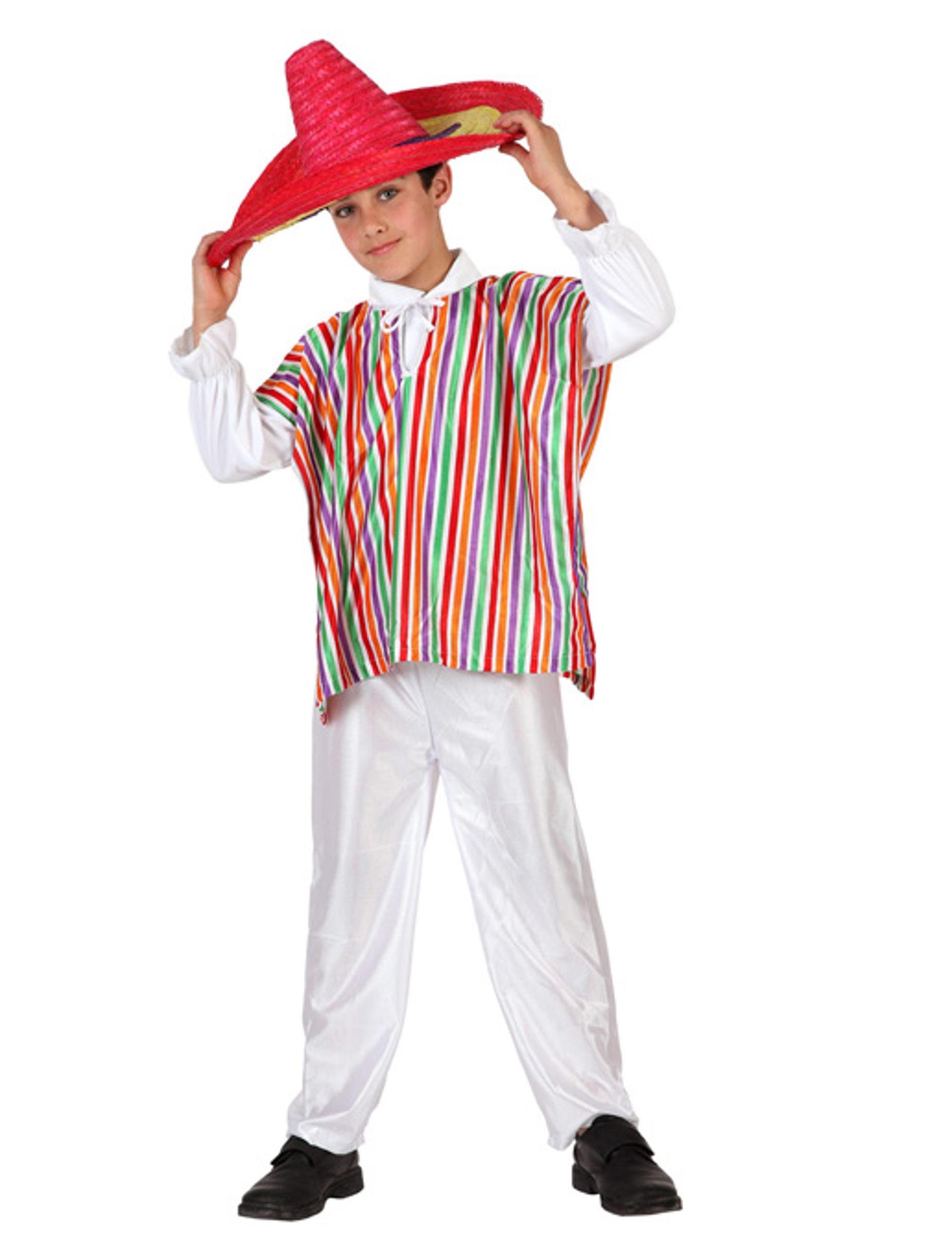 Costume messicano Bambino  Costumi bambini 6d6c6ef2d279