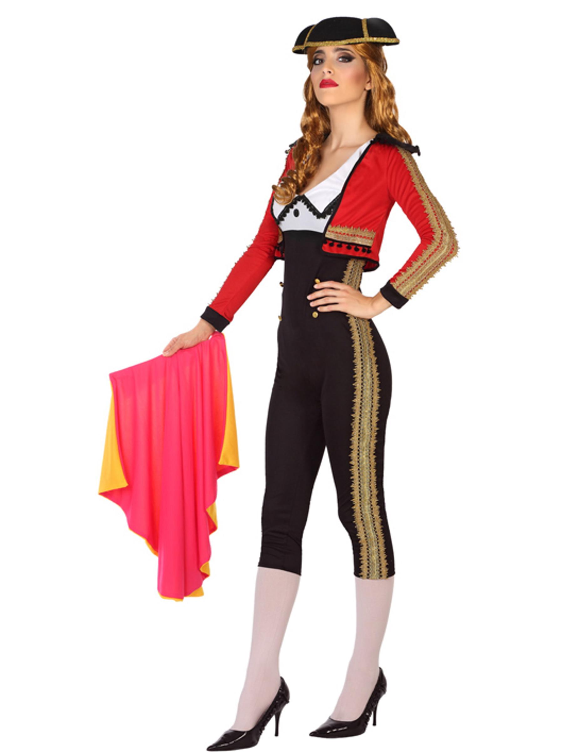 Costume Torero Donna  Costumi adulti 645e84269316