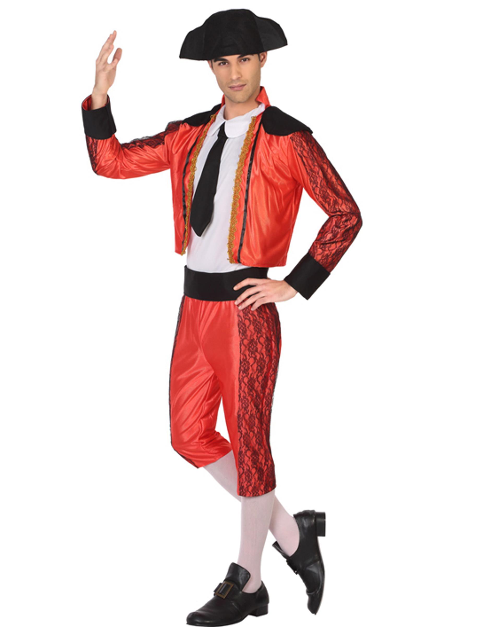 Costume Torero Uomo  Costumi adulti 7e296b18a8c7