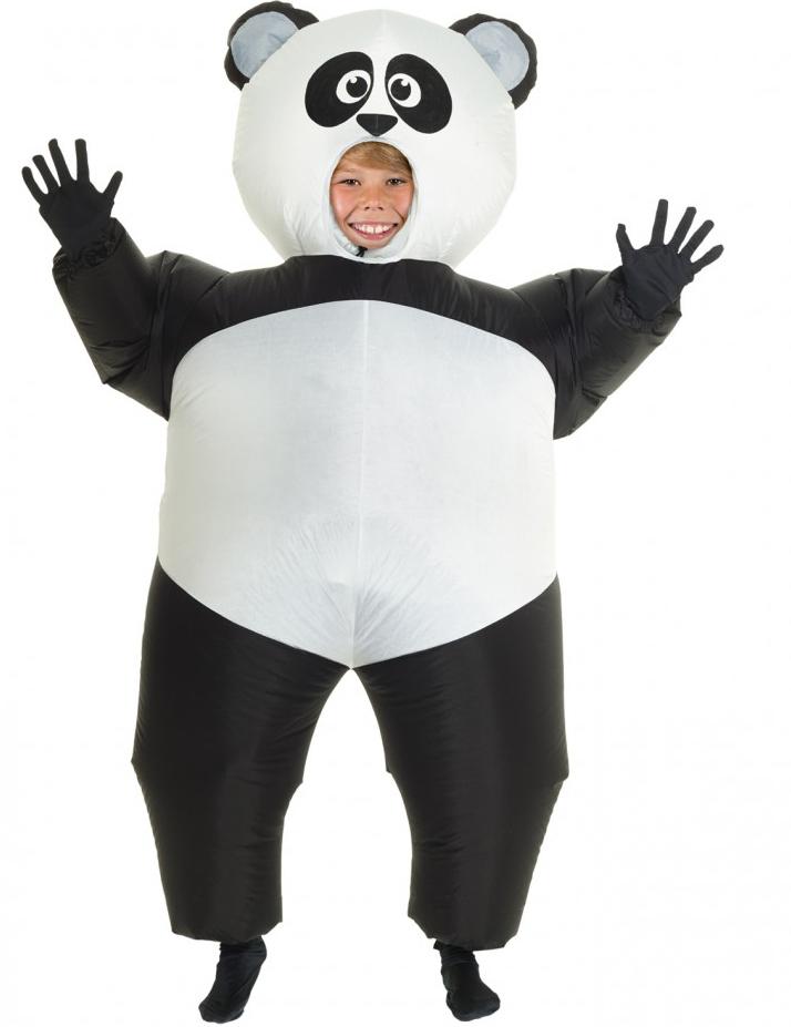 7da4f5b20332 Costume gonfiabile panda Morphsuits™ per bambino: Costumi bambini,e ...